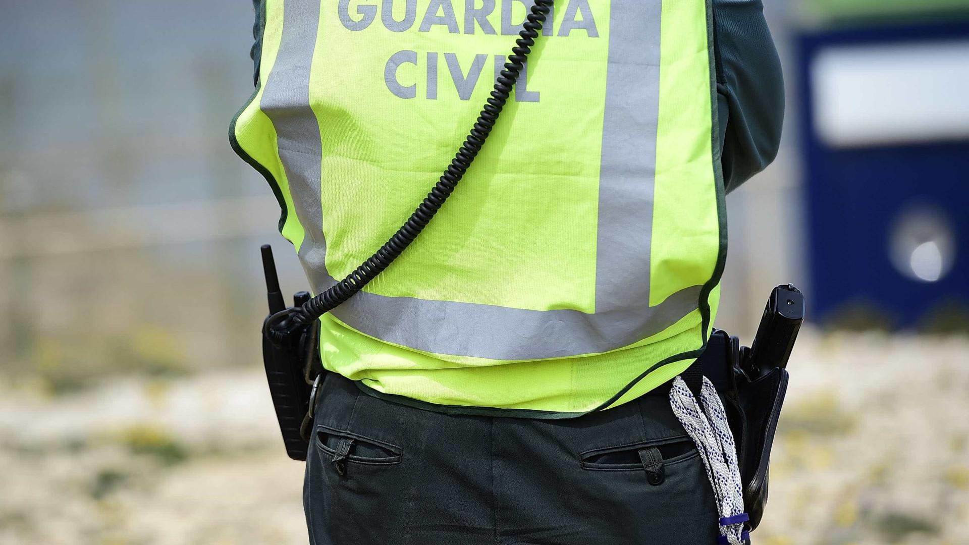 Condutor detido na Galiza após teste dar positivo para todas as drogas