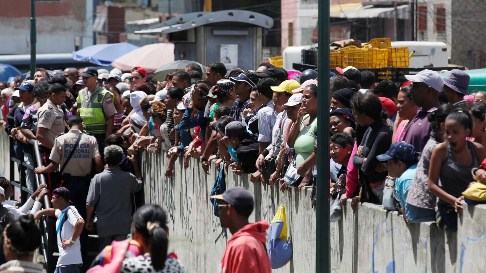 Venezuela: Luso-descendente faleceu durante protesto contra o Governo