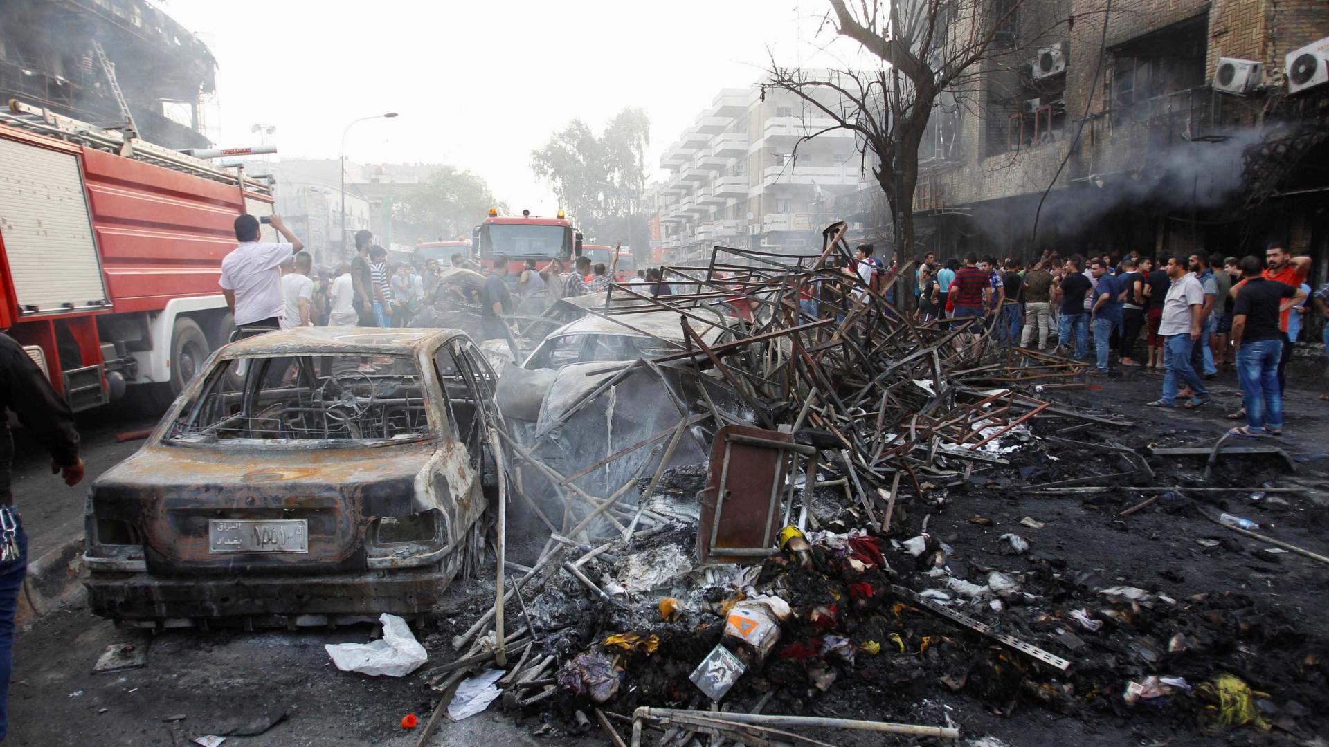 Atentado bombista em Bagdad provoca pelo menos 23 mortos e 43 feridos
