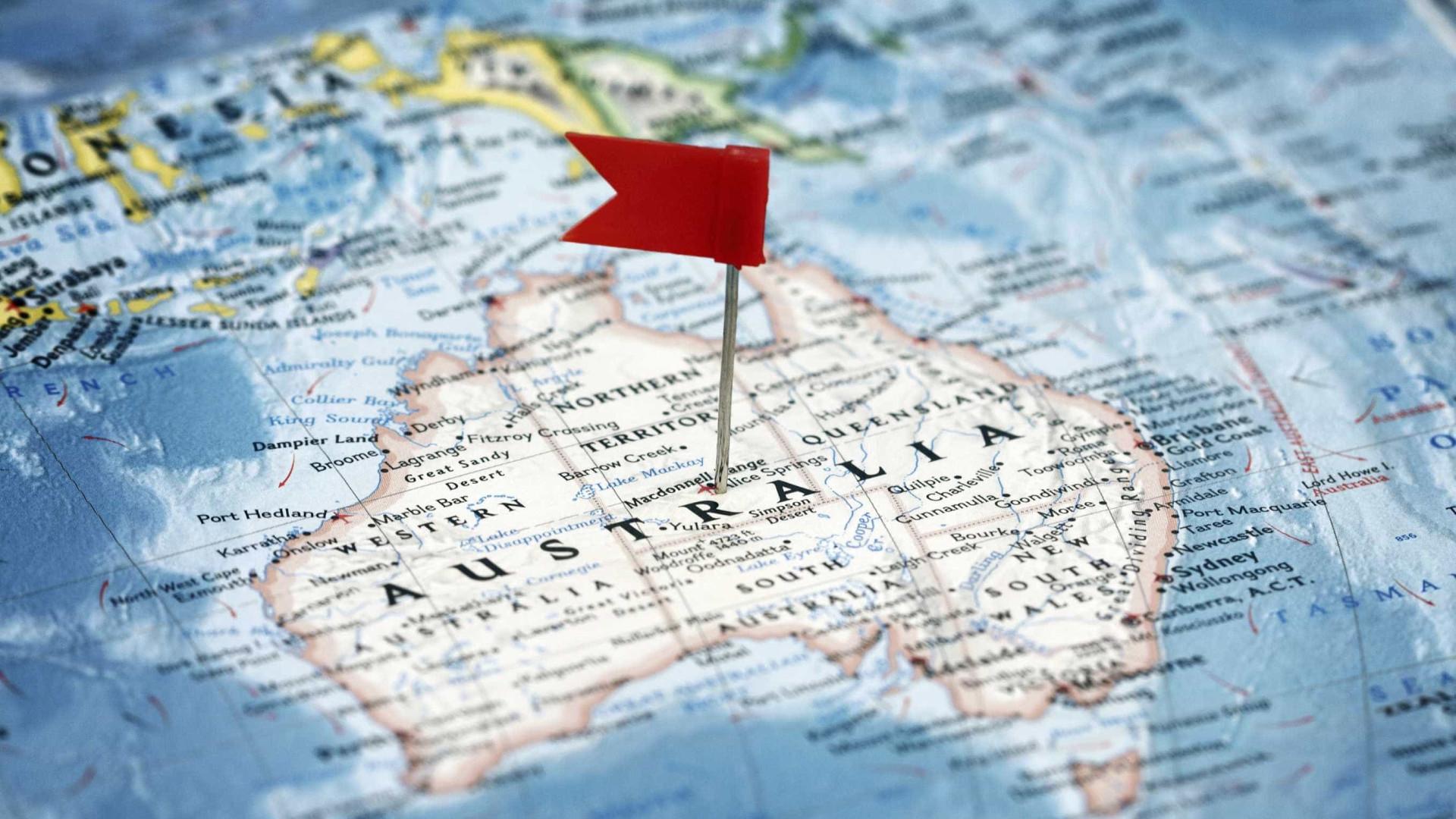 Austrália quer banir interferência estrangeira da sua política interna