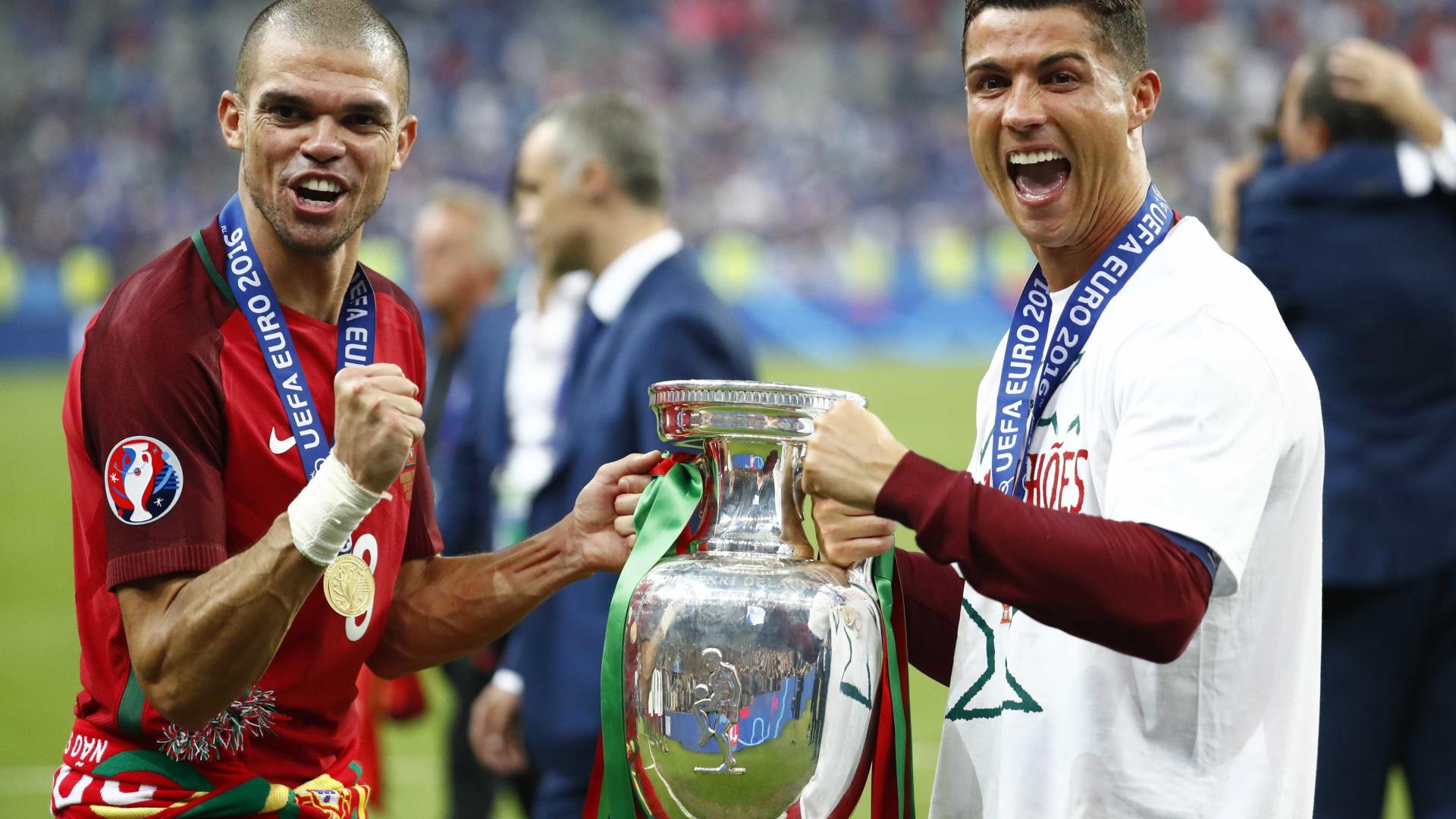 Portugal no mesmo grupo que Itália na Liga das Nações a64e1ef4ae747