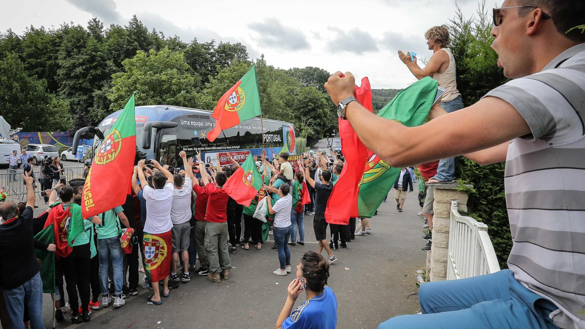 Peça inspirada na vitória de Portugal no Europeu chega a França