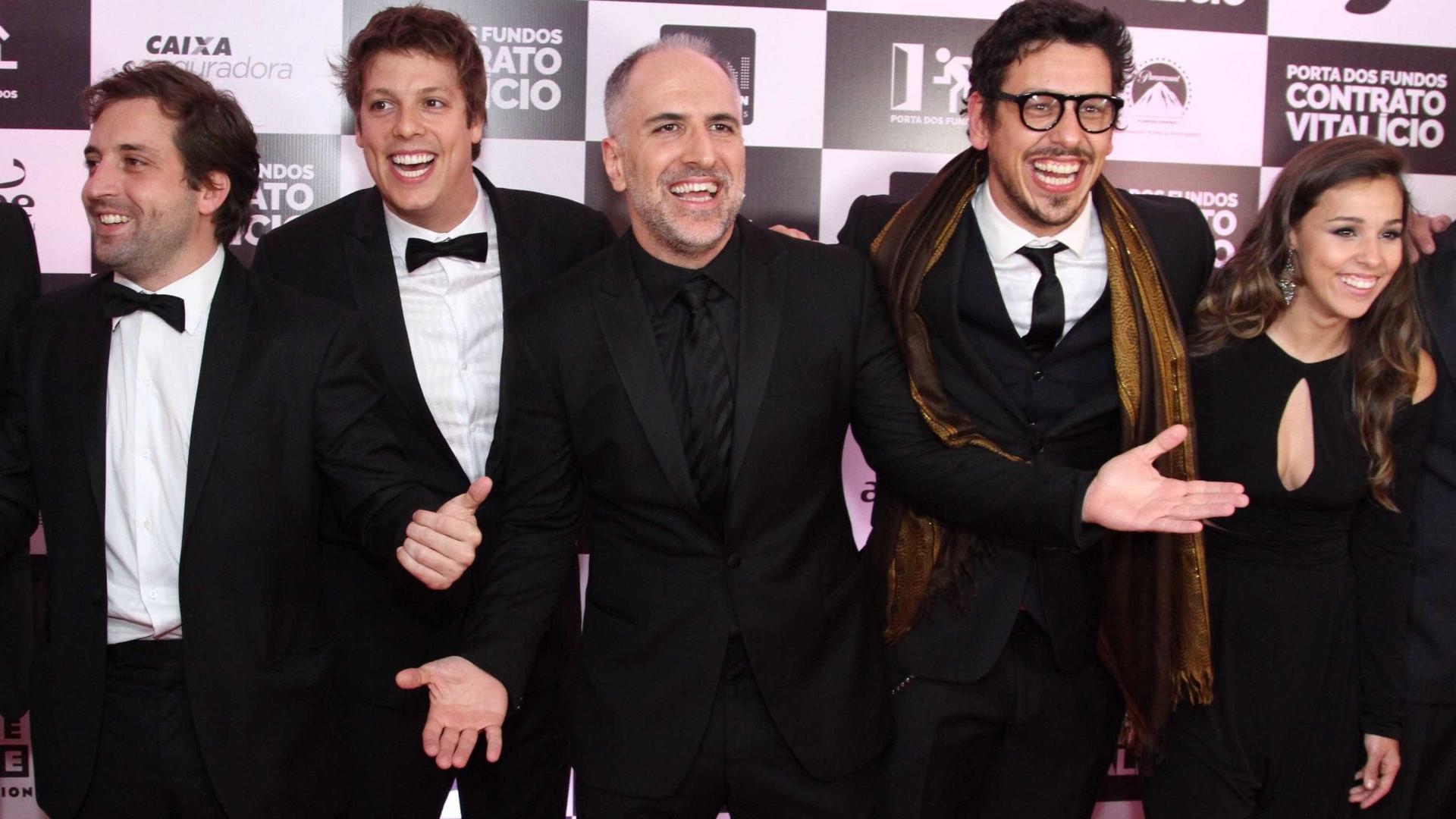 Dona da MTV compra canal brasileiro de comédia Porta dos Fundos