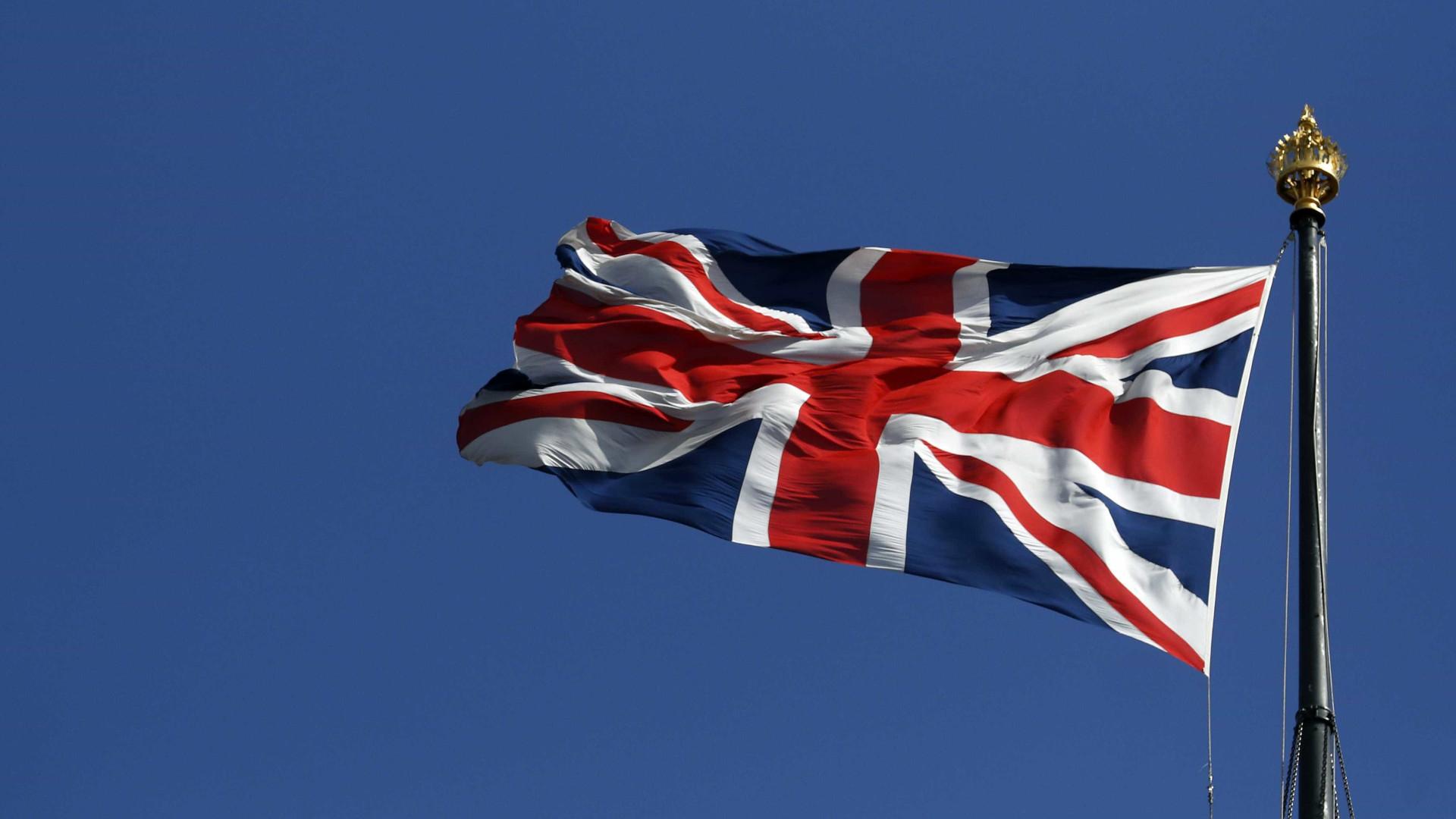PIB do Reino Unido vai crescer modestamente em 2018 e em 2019