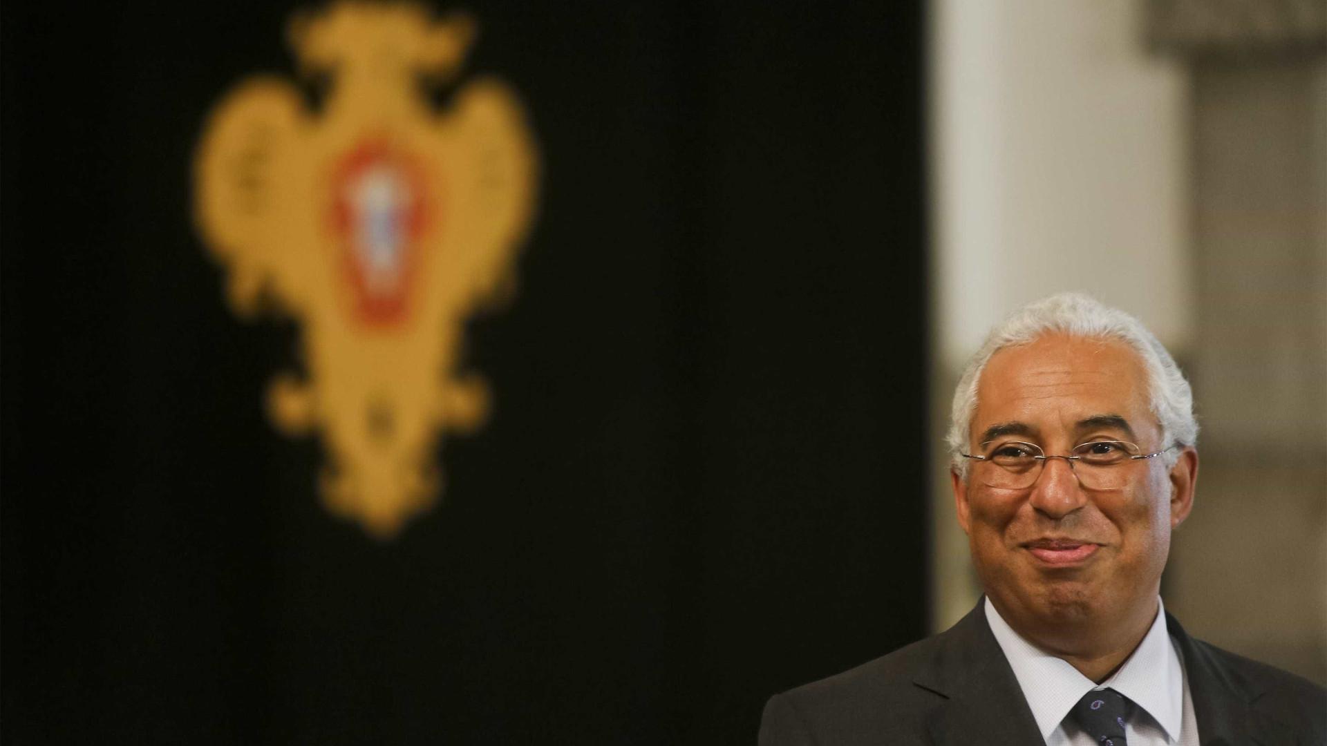 António Costa anuncia novas medidas para ajudar PME