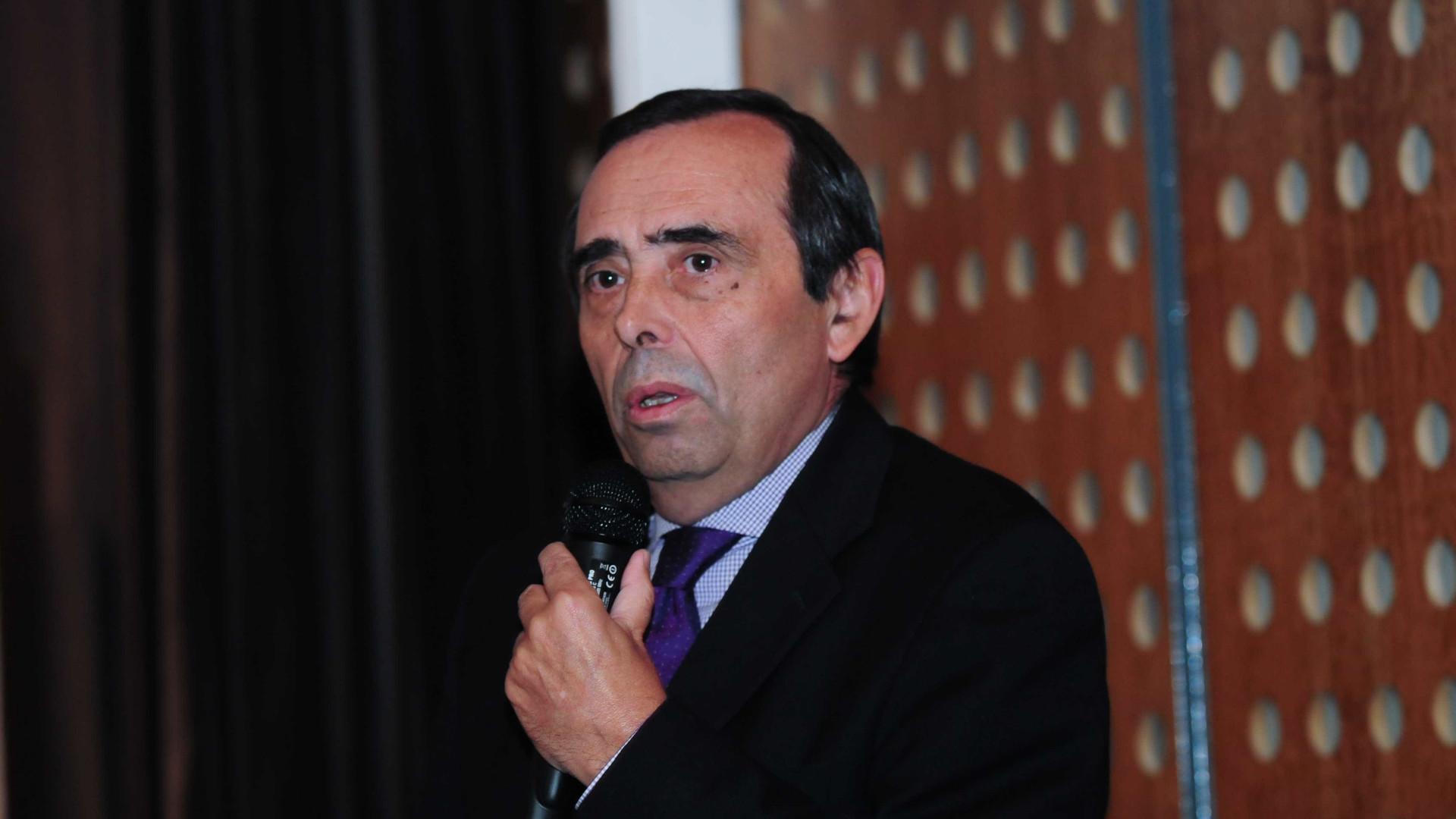 """Álvaro Amaro apela a união que evite """"barafunda total"""" em ano de eleições"""