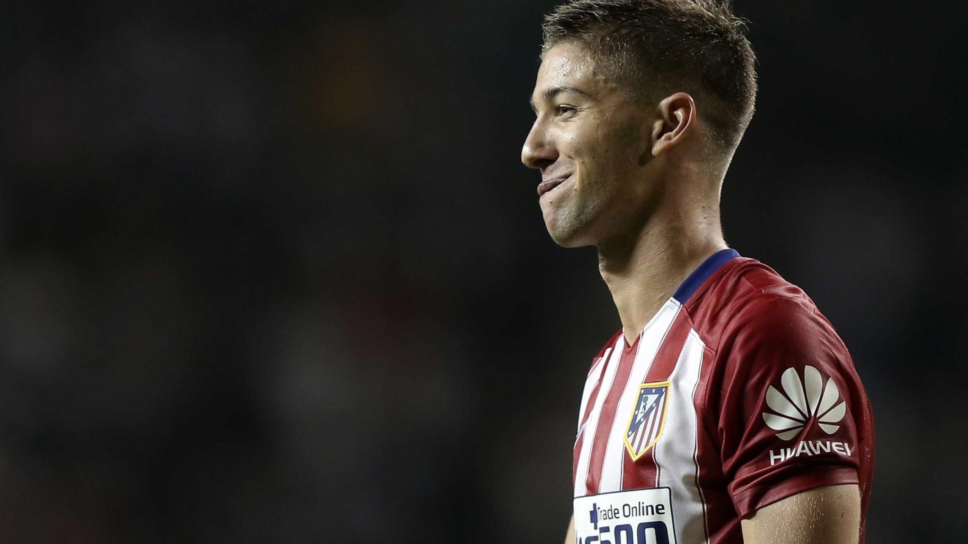 Sporting e Atlético de Madrid de acordo para a vinda de Vietto