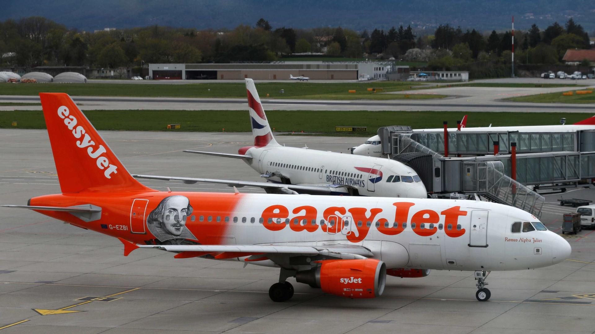 EasyJet vem a Portugal para recrutar pilotos e copilotos