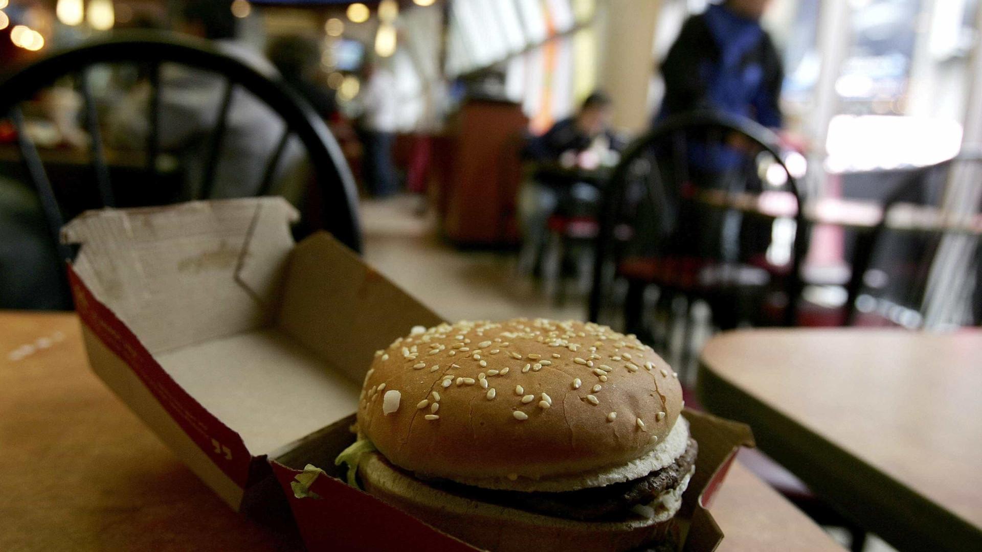Morreu o 'pai' do Big Mac. Tinha 98 anos