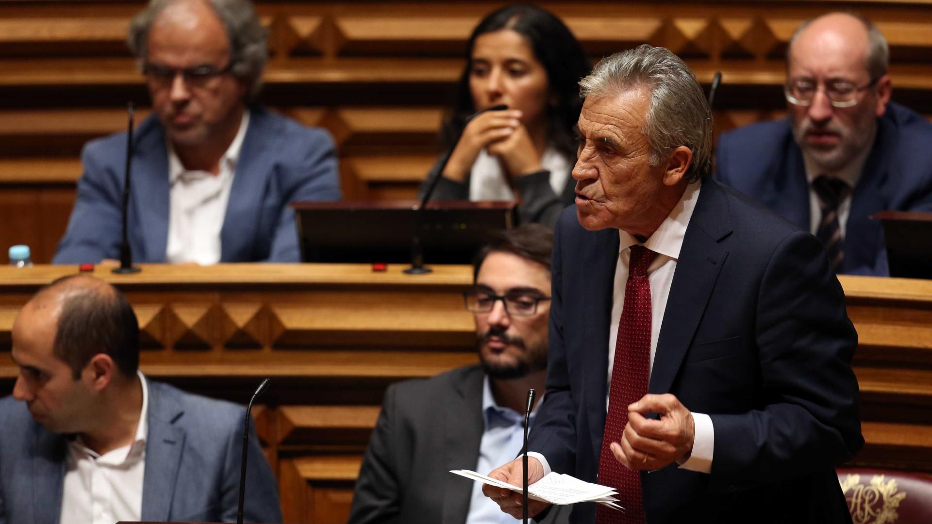 Seca: PCP exige medidas, Costa admite construção de novas barragens