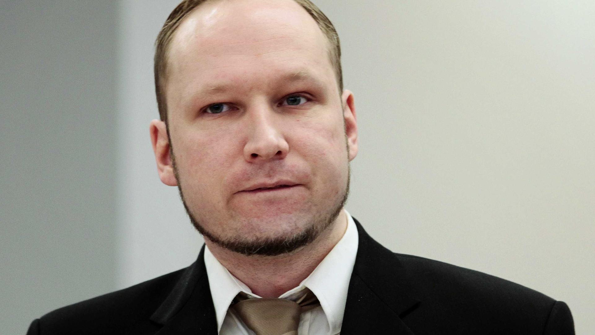 Breivik continua isolado para não espalhar ideologia nazi