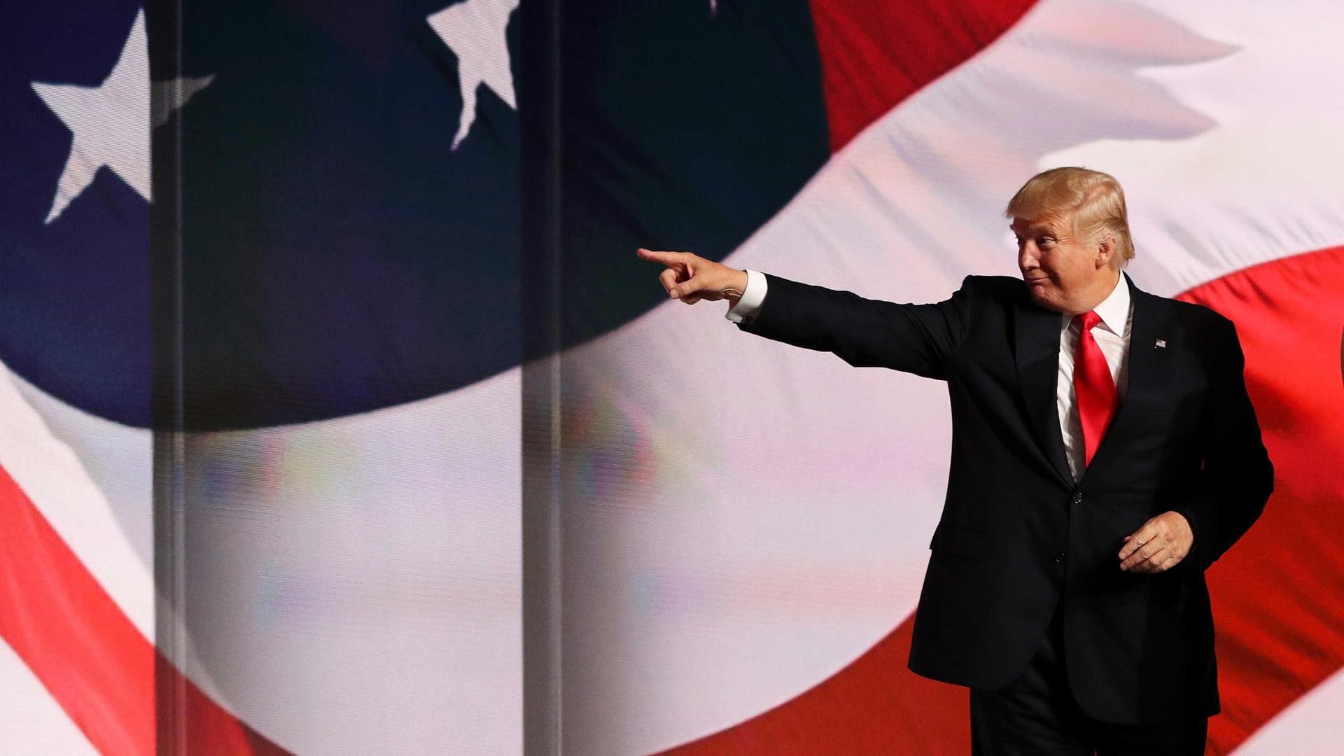 China foi o adversário escolhido por Trump. Bolsas mundiais sofrem abalo