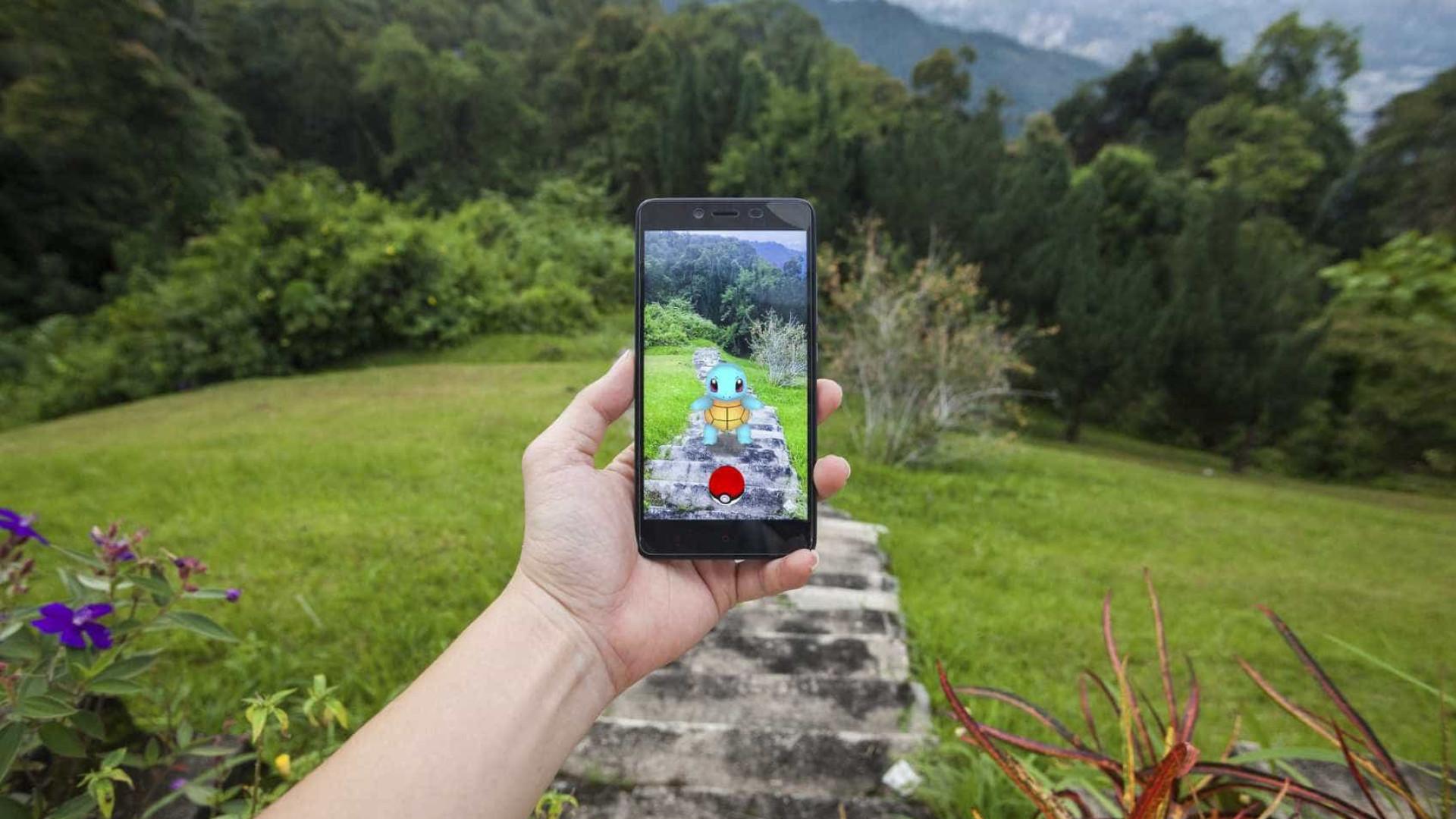 Pokémon Go 'rei' entre jogos deste ano no Google Play