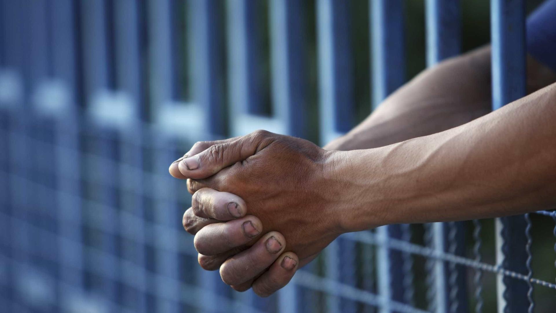 Um em cada cinco reclusos de Coimbra sofre de hiperatividade