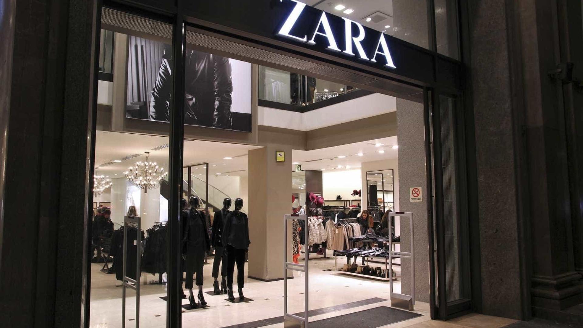 Dono da Zara e Maximo Dutti aumenta lucros trimestrais para 668 milhões
