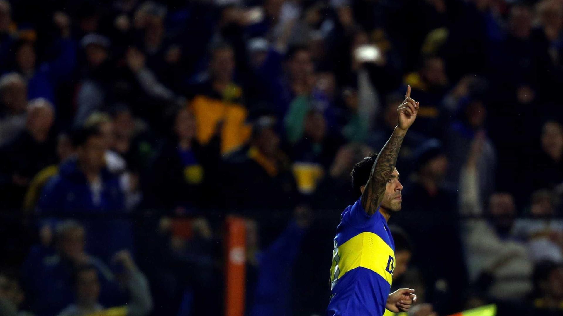Boca Juniors confirma retorno de Tevez