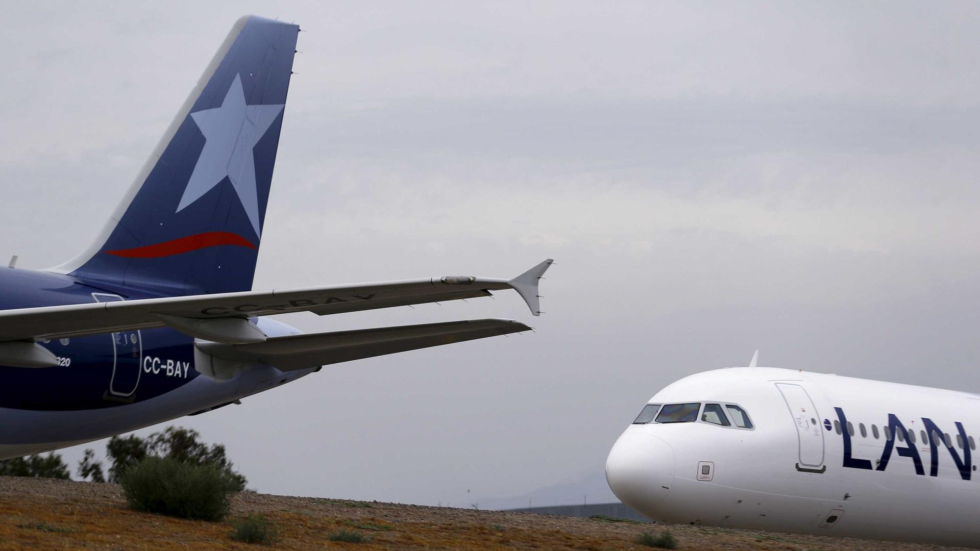 LATAM Airlines estreia-se a voar para Portugal em setembro