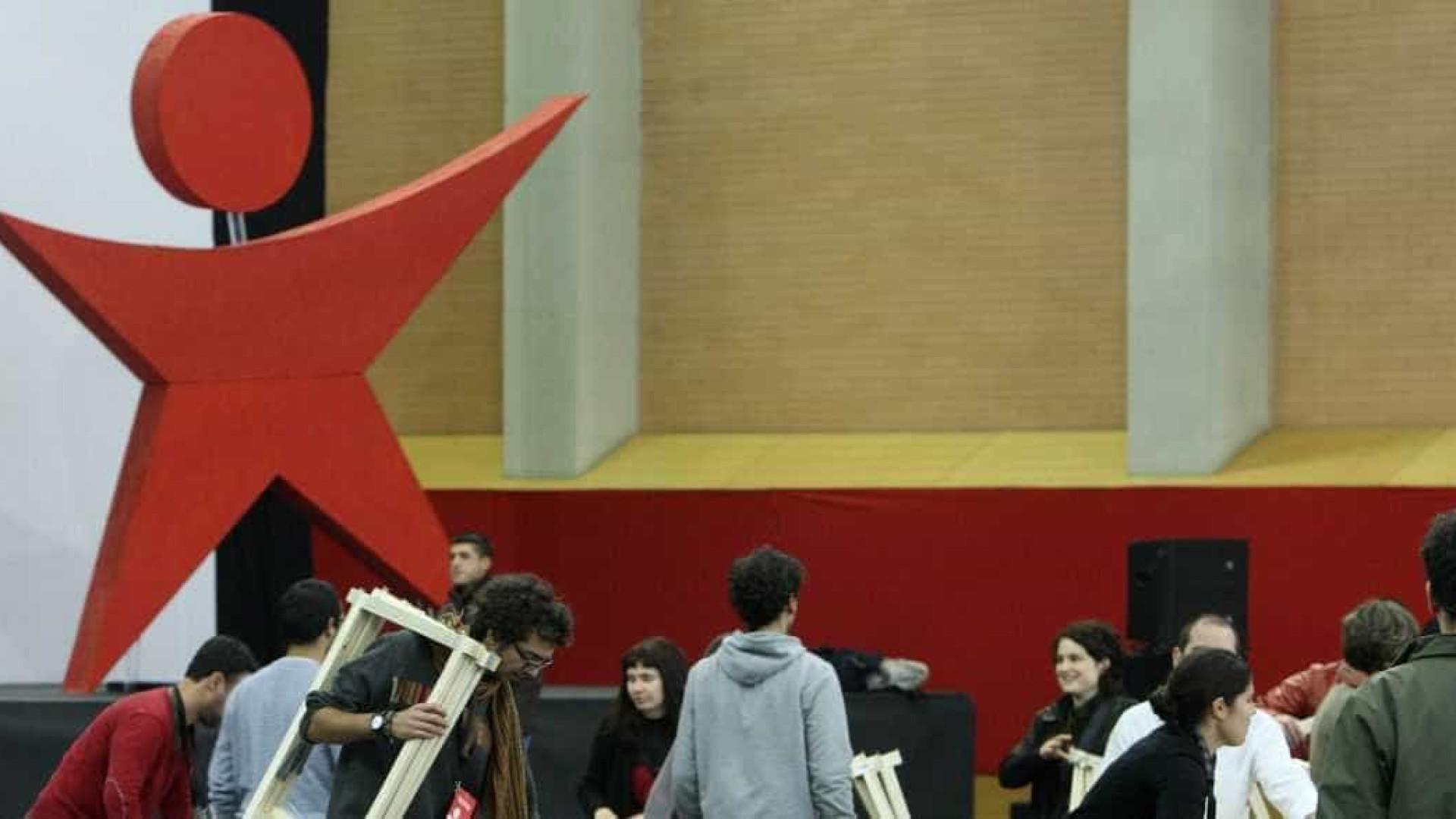 """Bloco apresenta 600 candidatos """"muito plurais"""" em lista para Lisboa"""