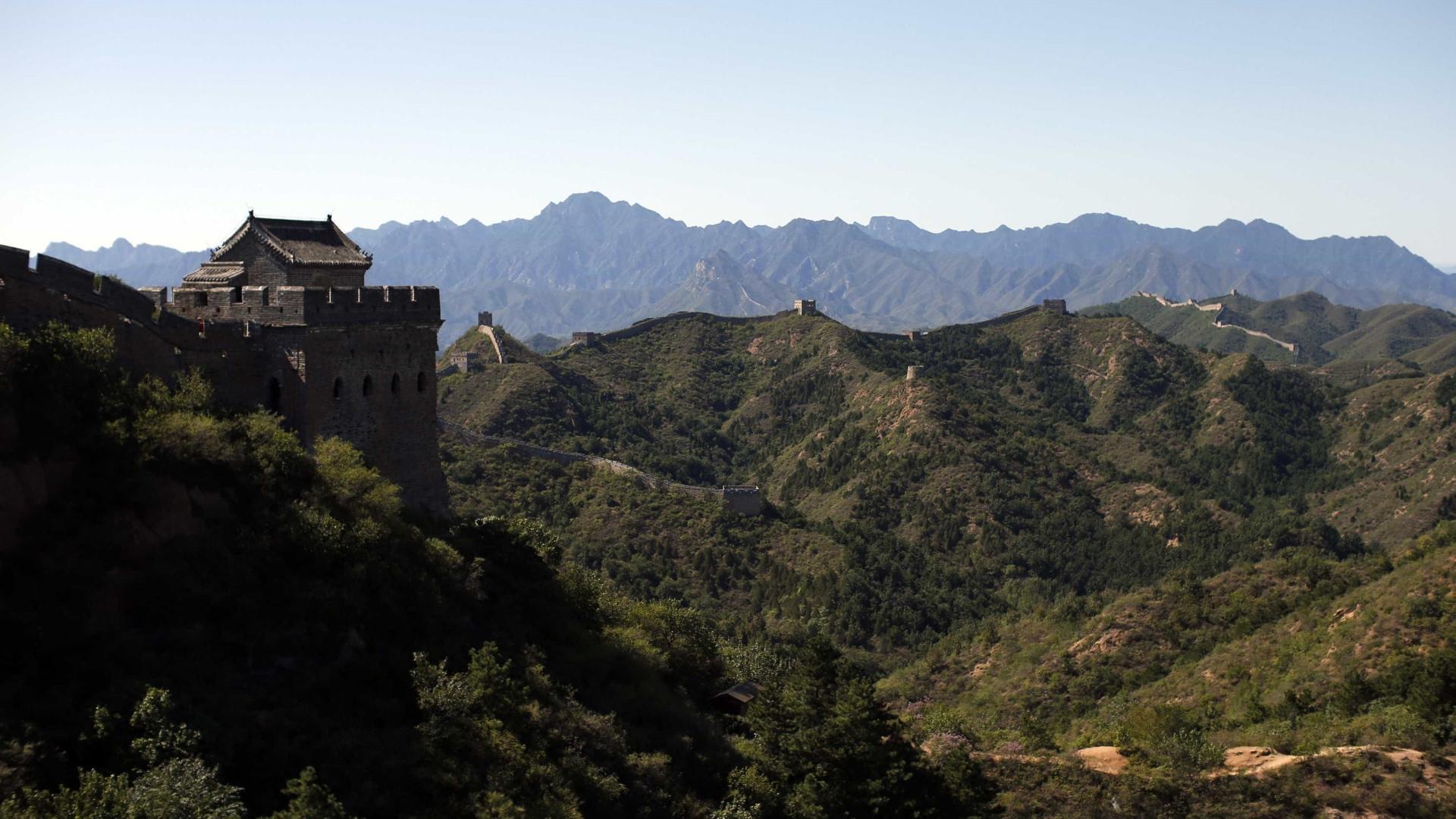 Airbnb cancela concurso para dormir na Grande Muralha após contestação