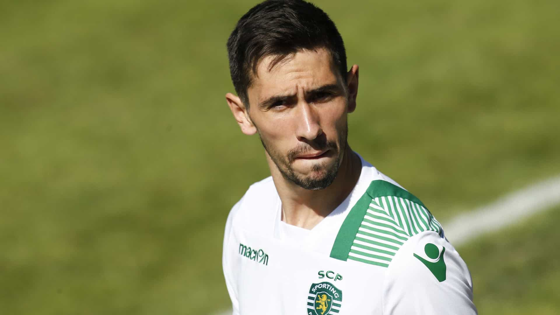 """""""Paulo Oliveira gostaria de ter jogado mais no Sporting"""""""