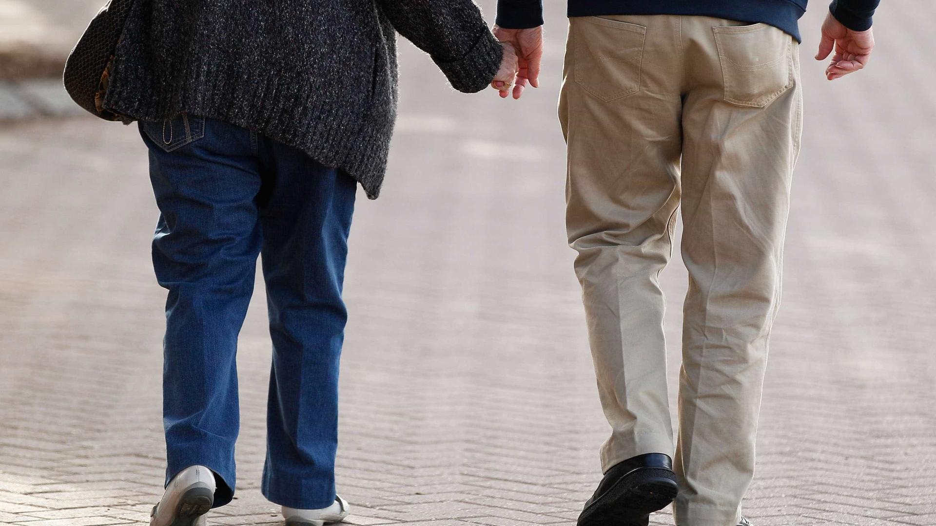 Pensionistas com direito a atualização recebem a 10 ou 18 de agosto