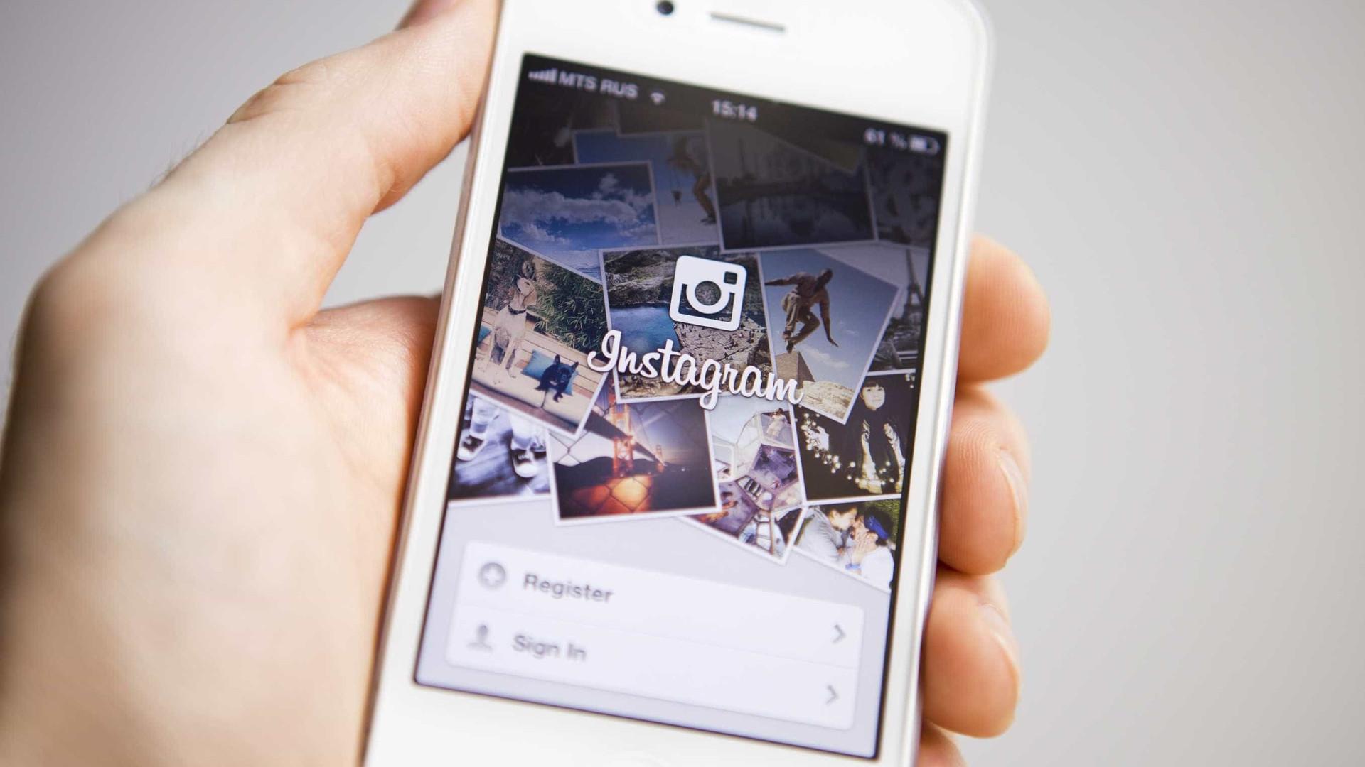 Com vergonha das suas pesquisas no Instagram? Há uma forma de as esconder