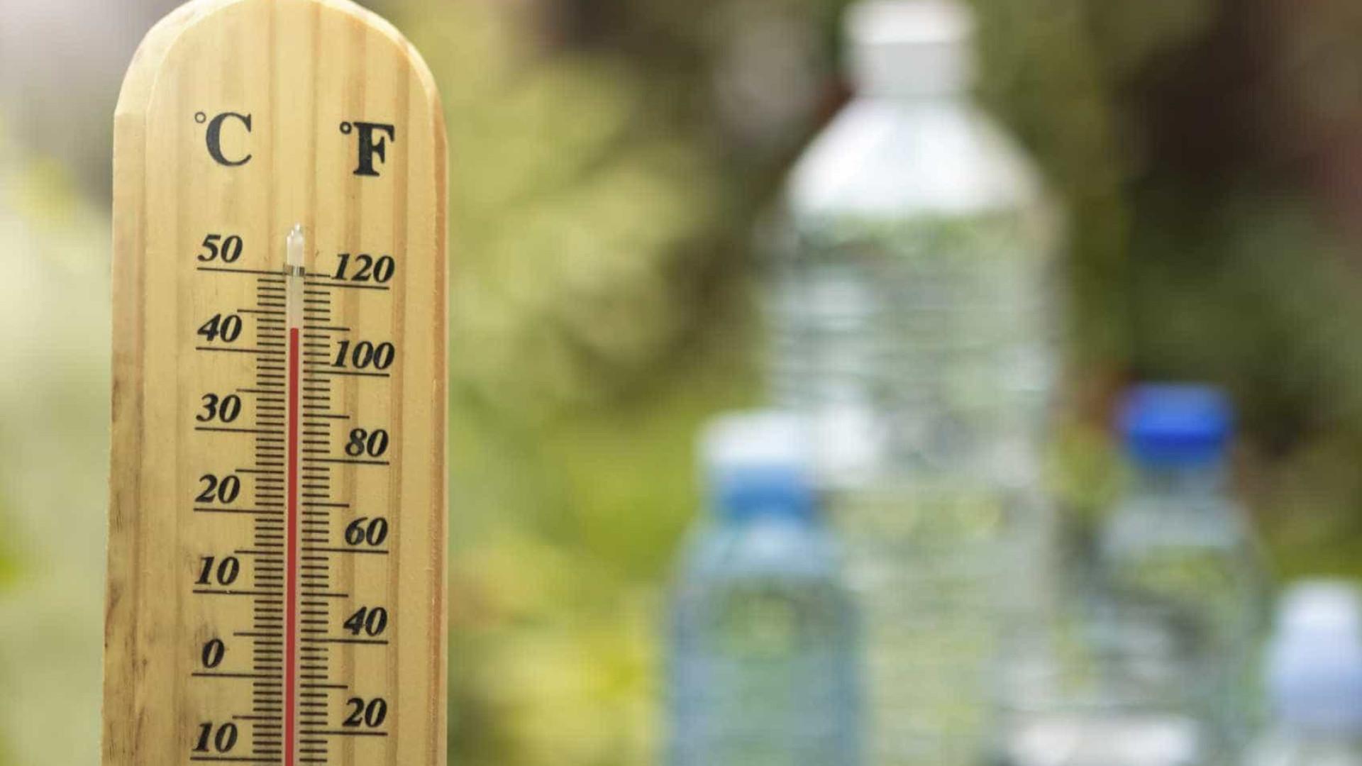 Temperaturas chegam aos 43 graus este fim-de-semana