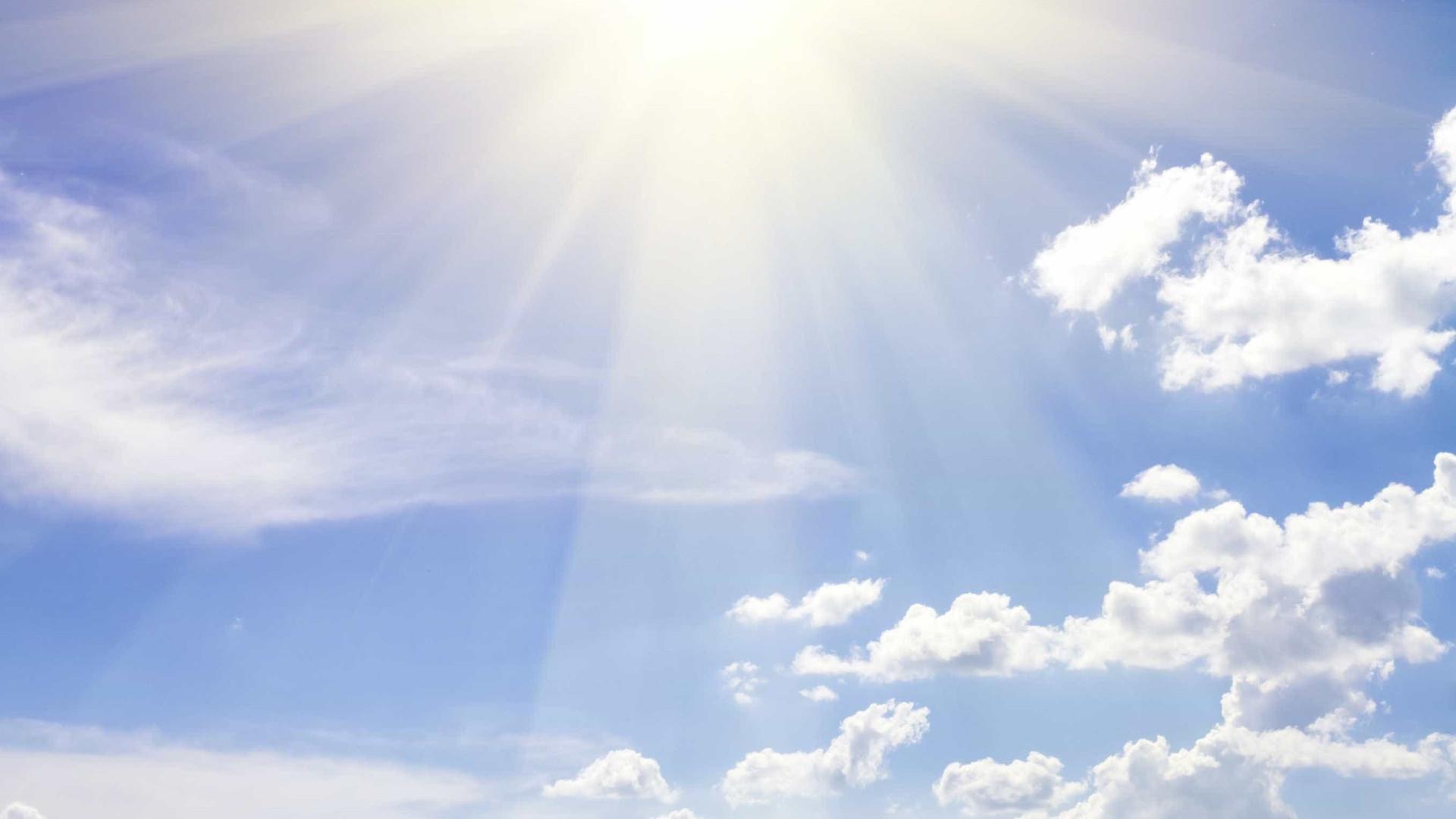 Atenção, tempo seco e subida de temperatura já a partir de domingo