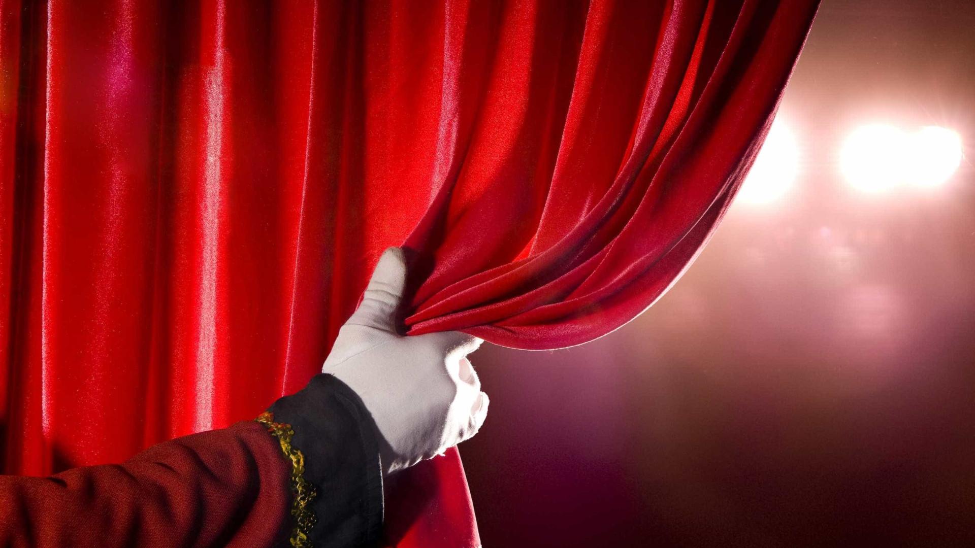 Teatro Gil Vicente recebe estreia mundial de 'Drácula ou o Desmortal'