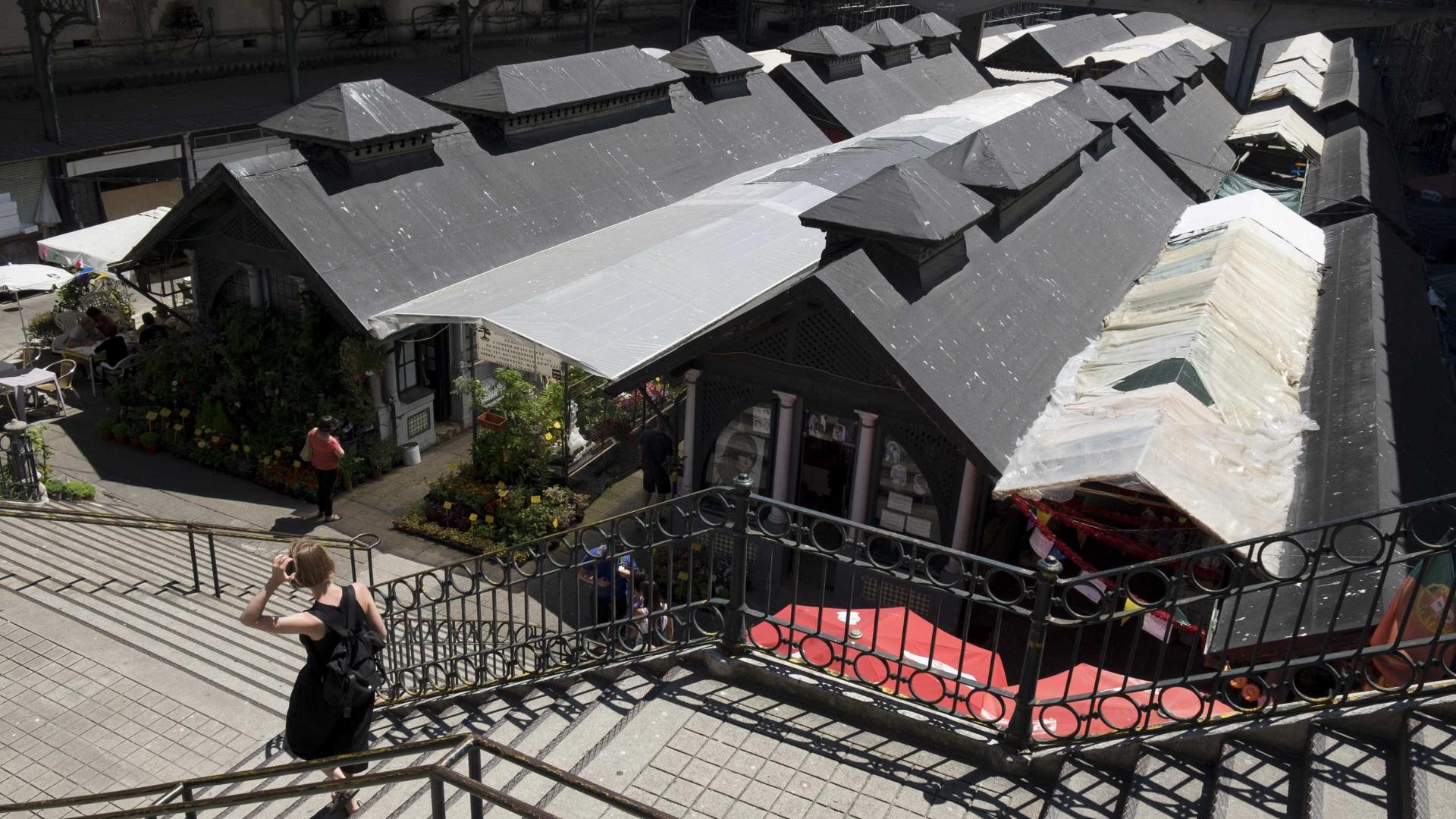 Restauro do Mercado do Bolhão adjudicado por 22,4 milhões