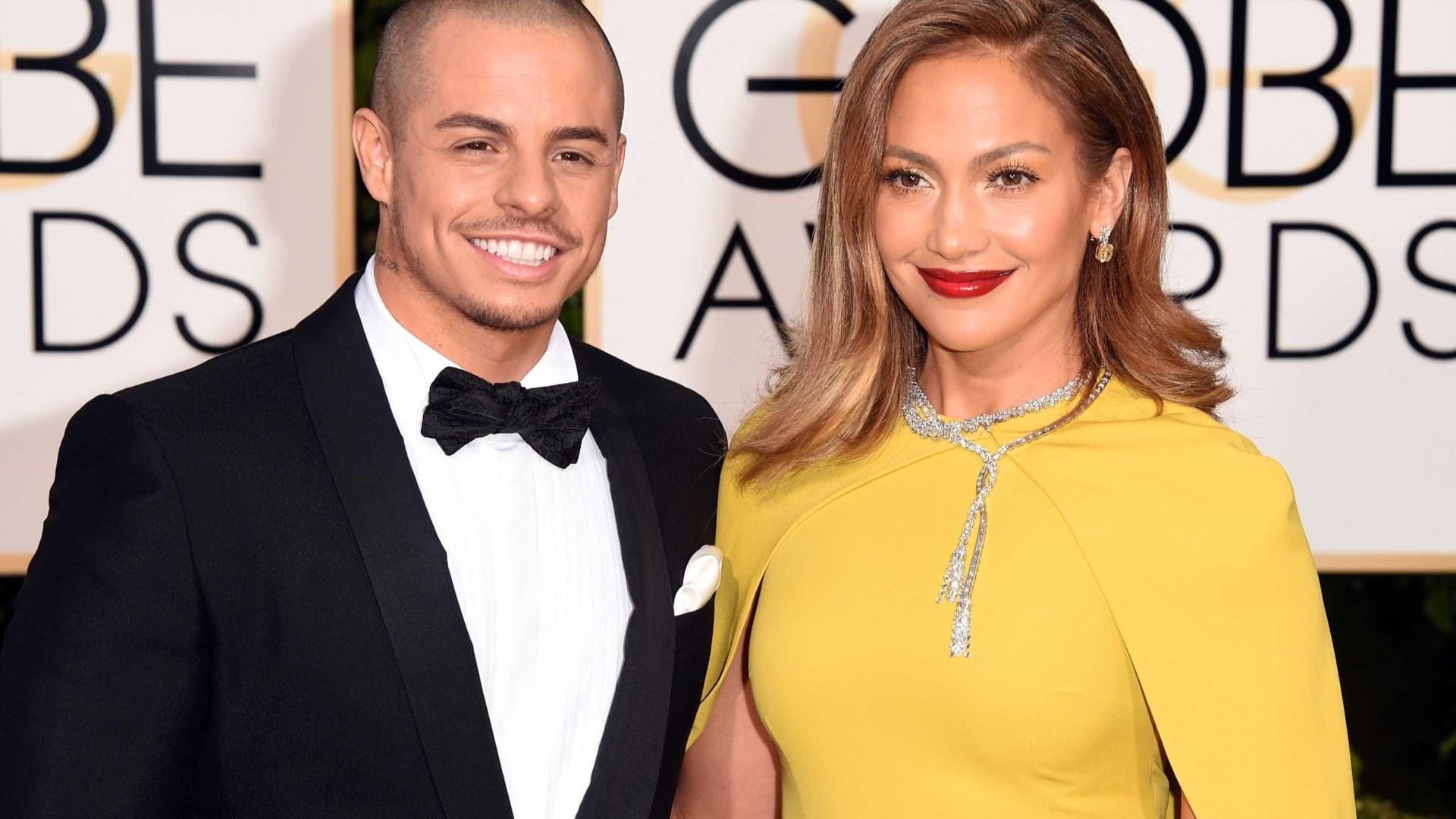 Fim da relação de Jennifer Lopez terá sido por causa de traição