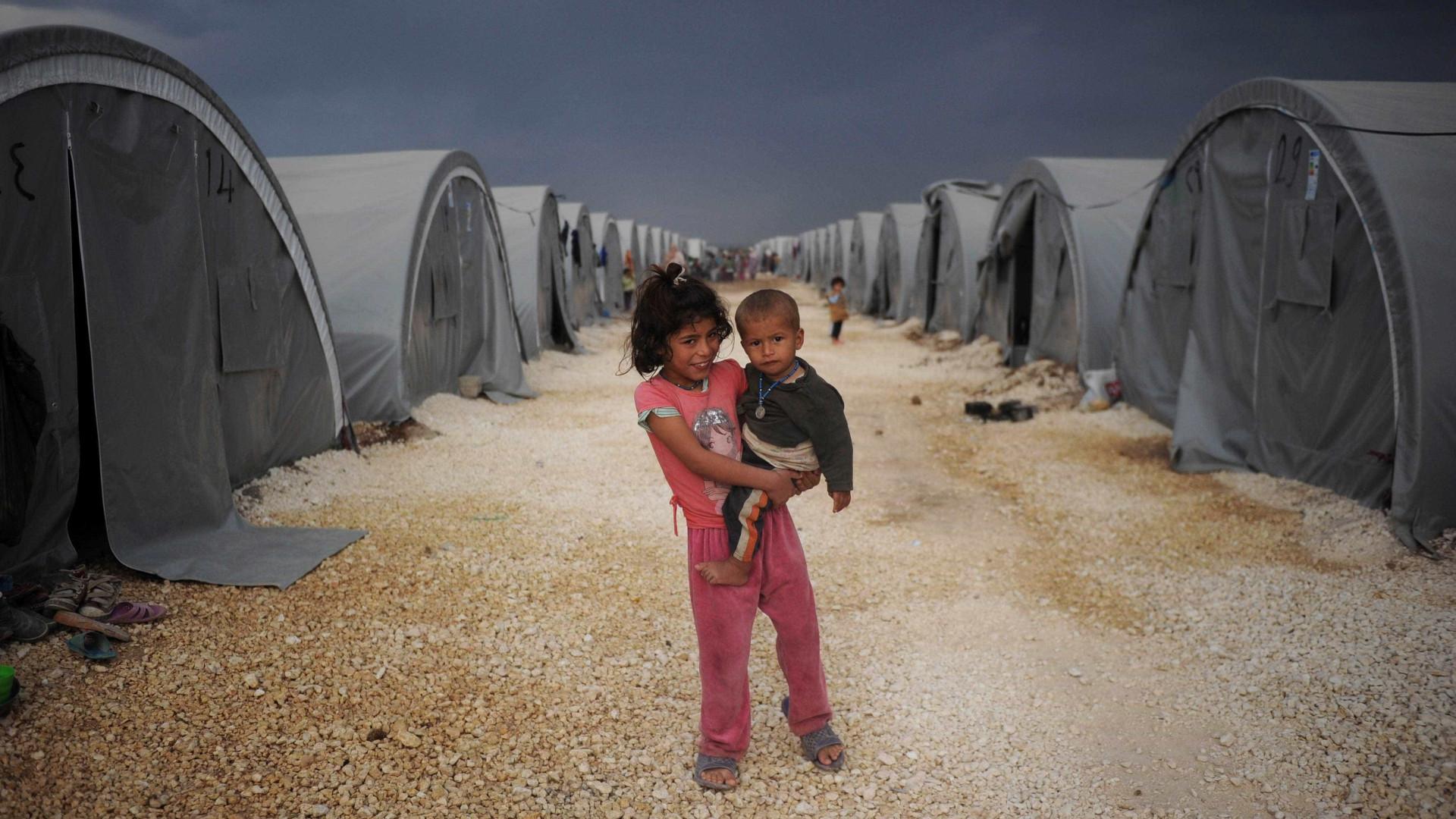 Turquia abre complexo para acolher órfãos sírios