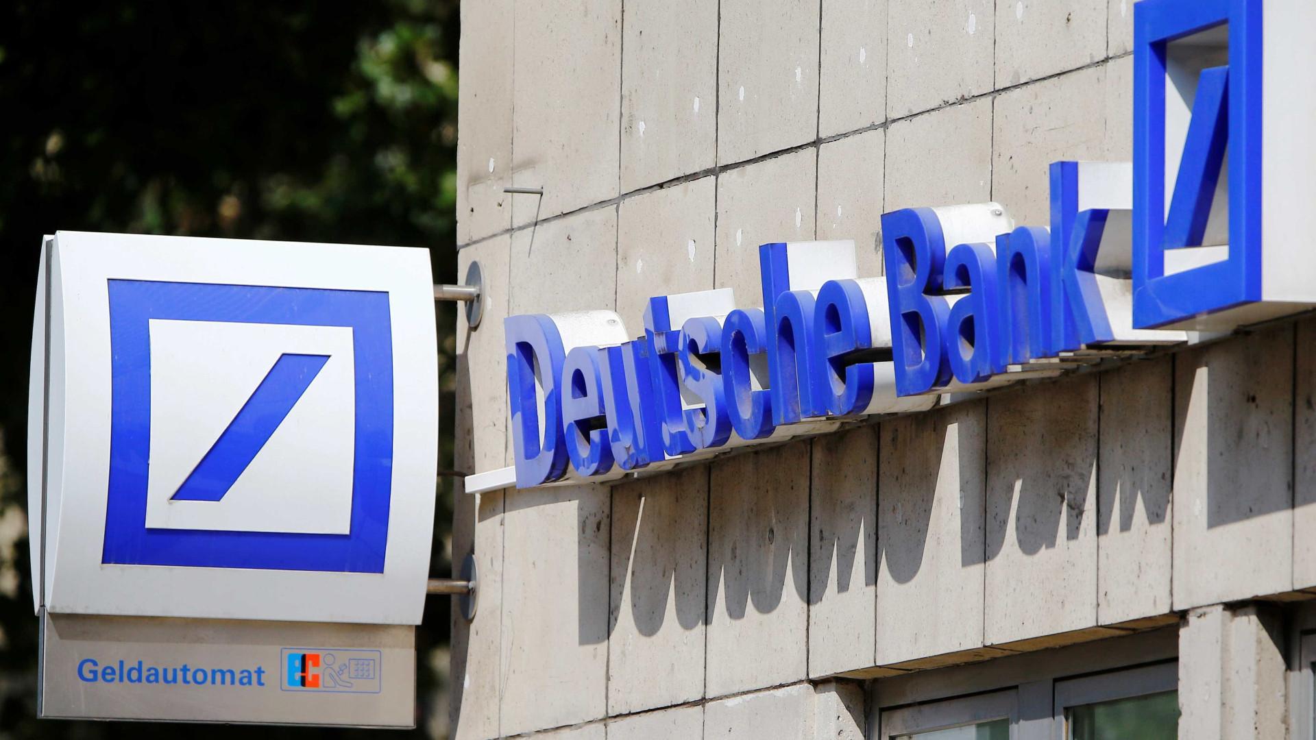 Lucros brutos do Deutsche Bank Portugal caem 78% para 7 Milhões em 2017