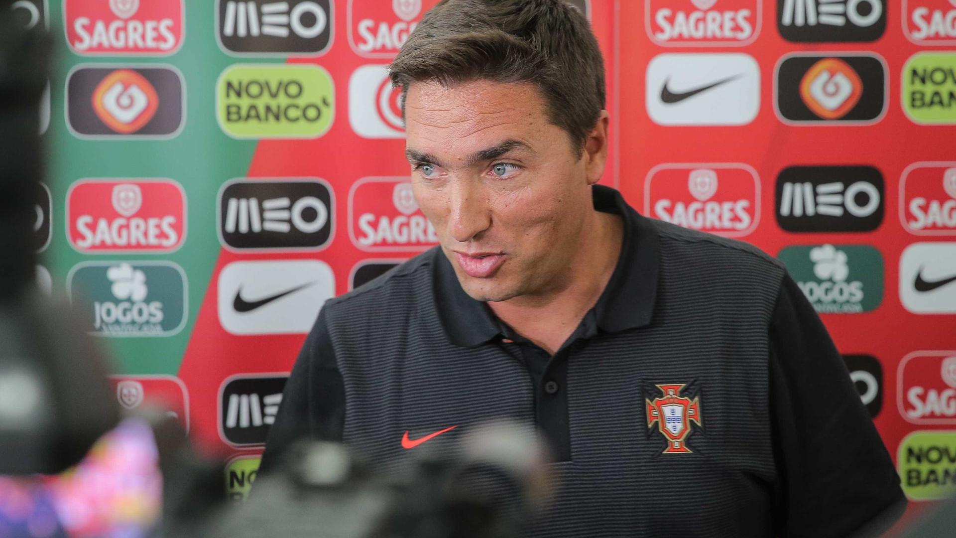 """Rui Jorge: """"Foi muito bom para nós conseguir esta vitória"""""""
