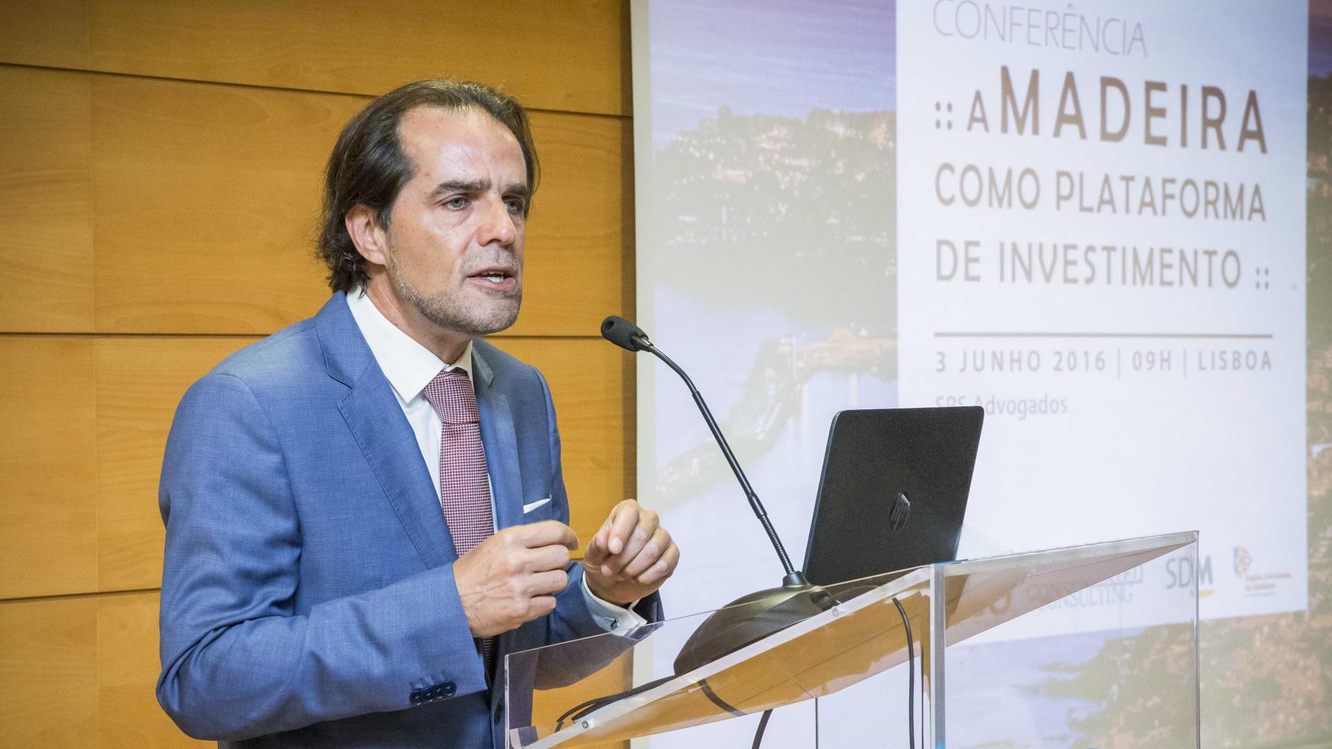 Miguel Albuquerque vai a Londres para contactos com comunidade e negócios
