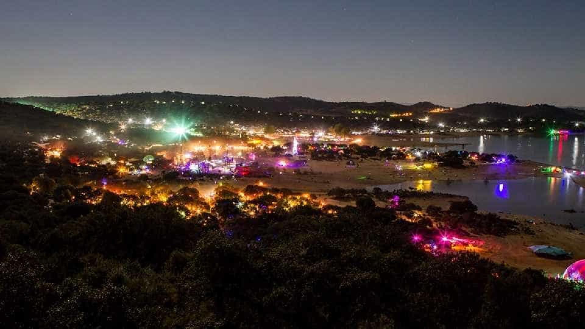 Cientistas analisam risco de incêndio no Boom Festival