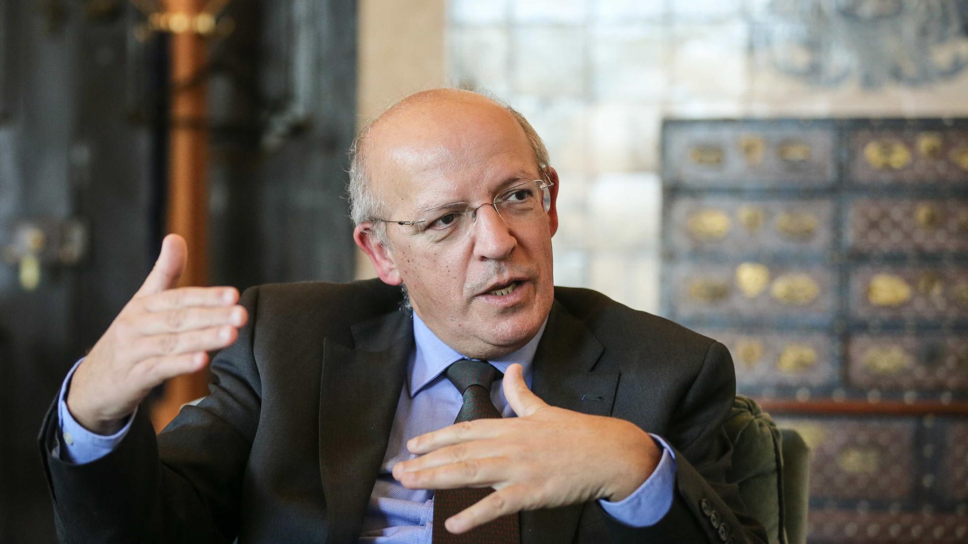 """Portugal quer juntar-se """"desde o início"""" à cooperação reforçada na Defesa"""