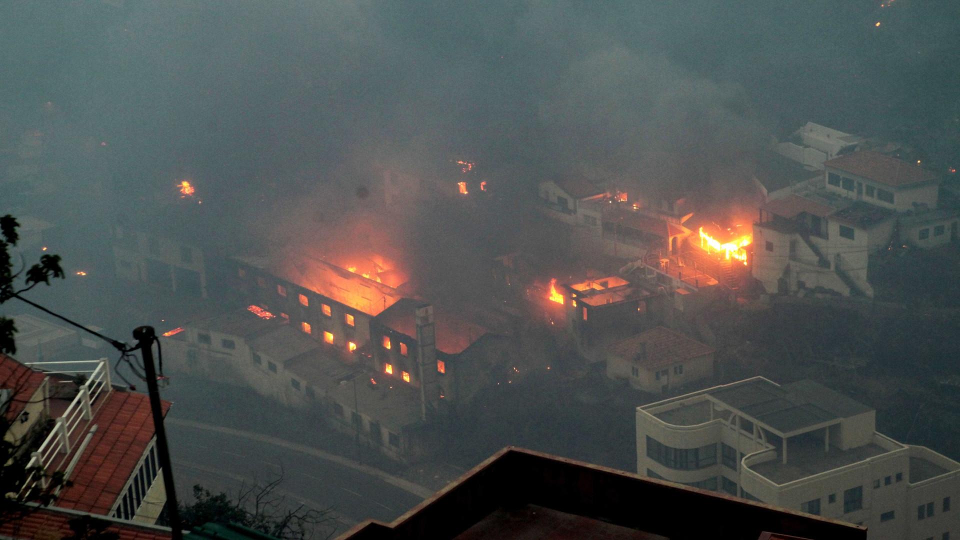 Prémio Heróis PME, o 'novo apoio' às empresas afetadas pelos incêndios