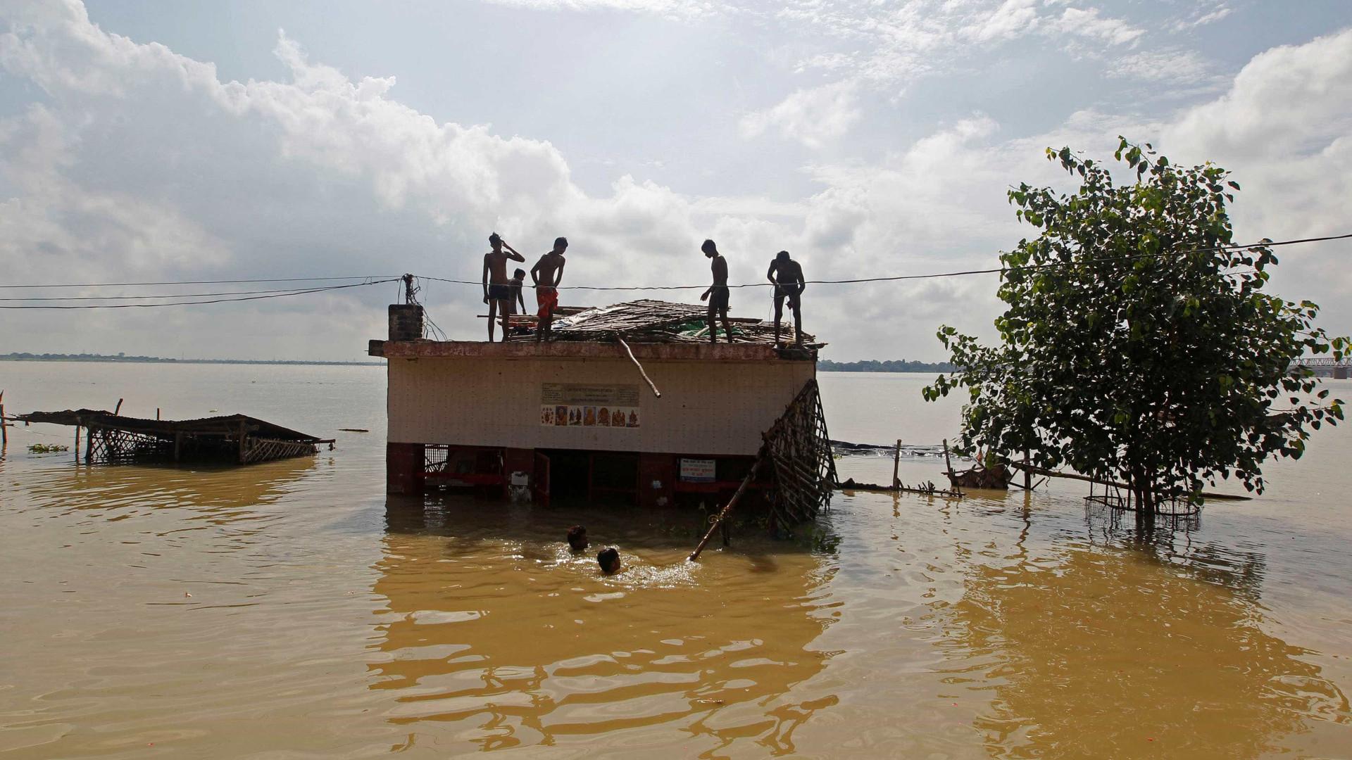 Catástrofes no mundo custaram 175 mil milhões de dólares em 2016