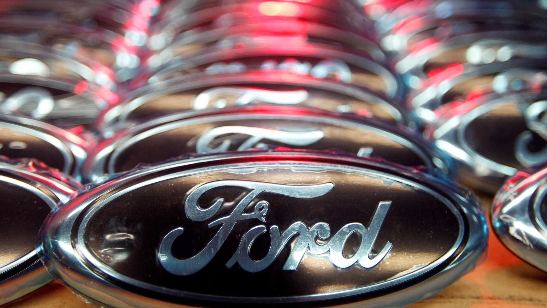 Vendas do grupo Ford nos EUA recuam 7,5% em julho