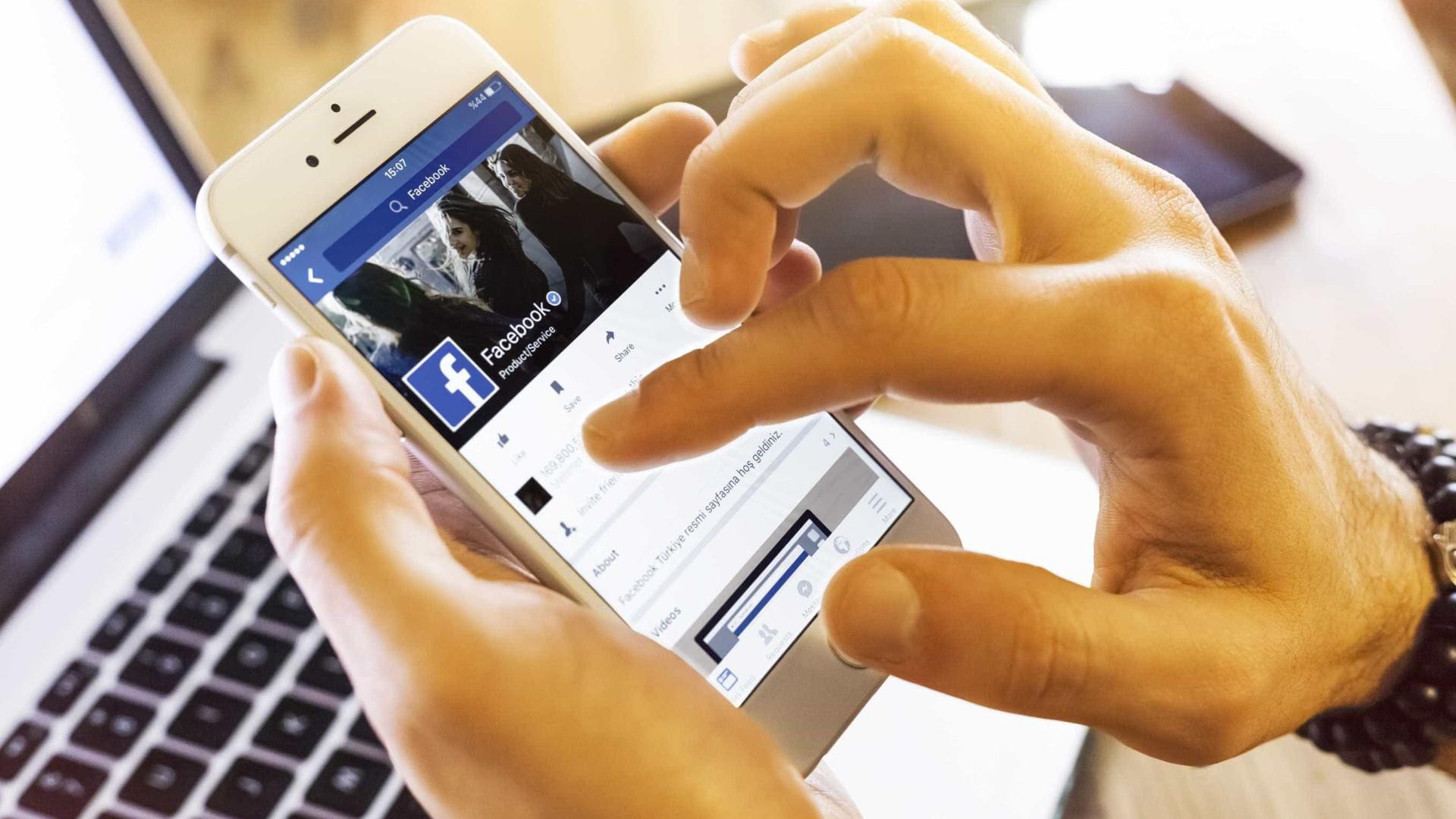Facebook está a bloquear 99% dos conteúdos do Daesh