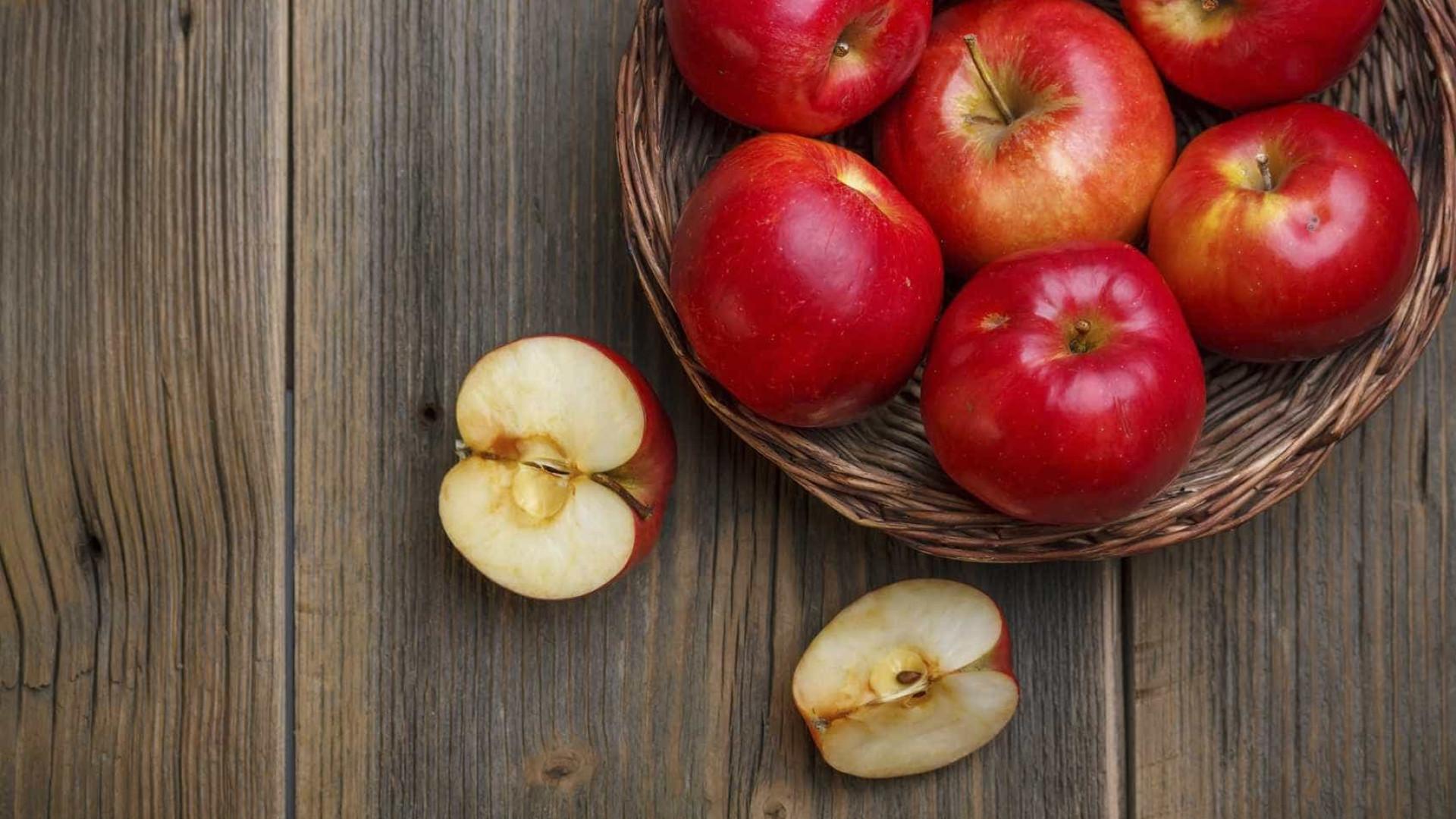 Uma maçã por dia. Sim, por vários motivos