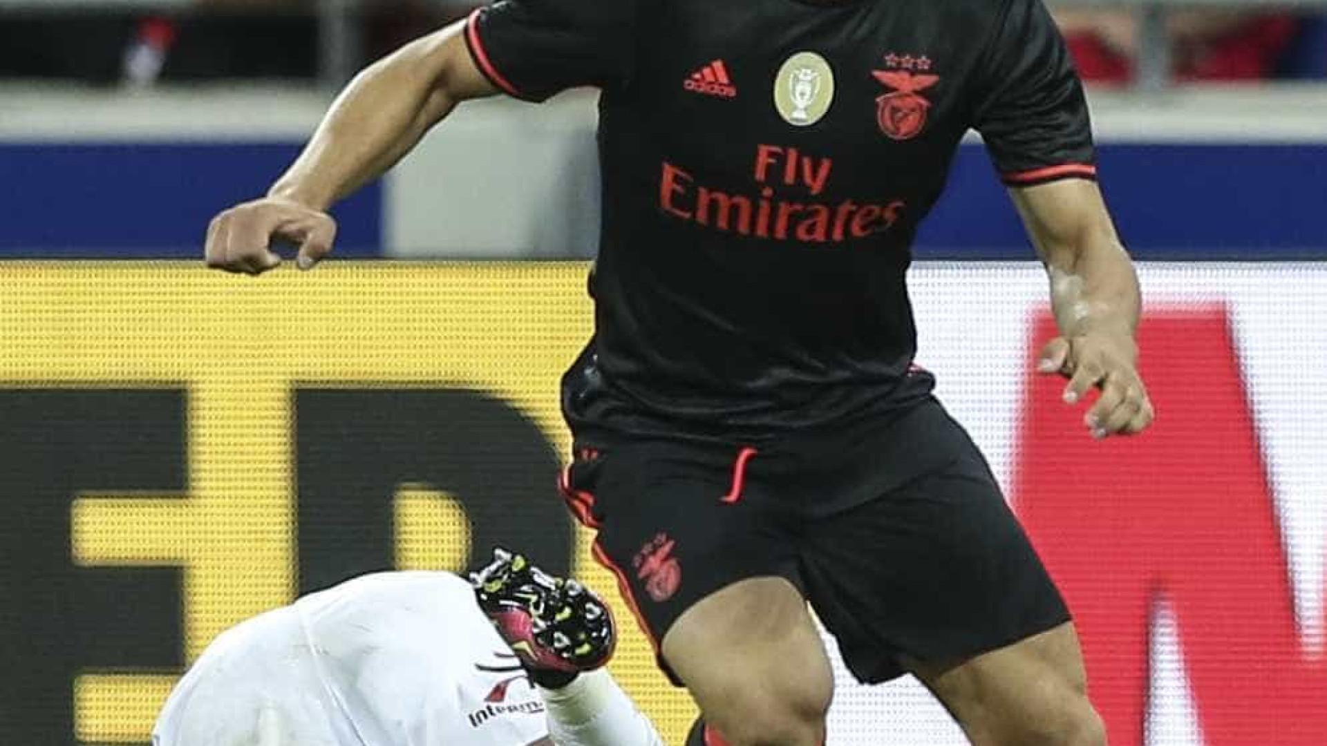 Luka Jovic marca seis na estreia pelo Eintracht — Alemanha