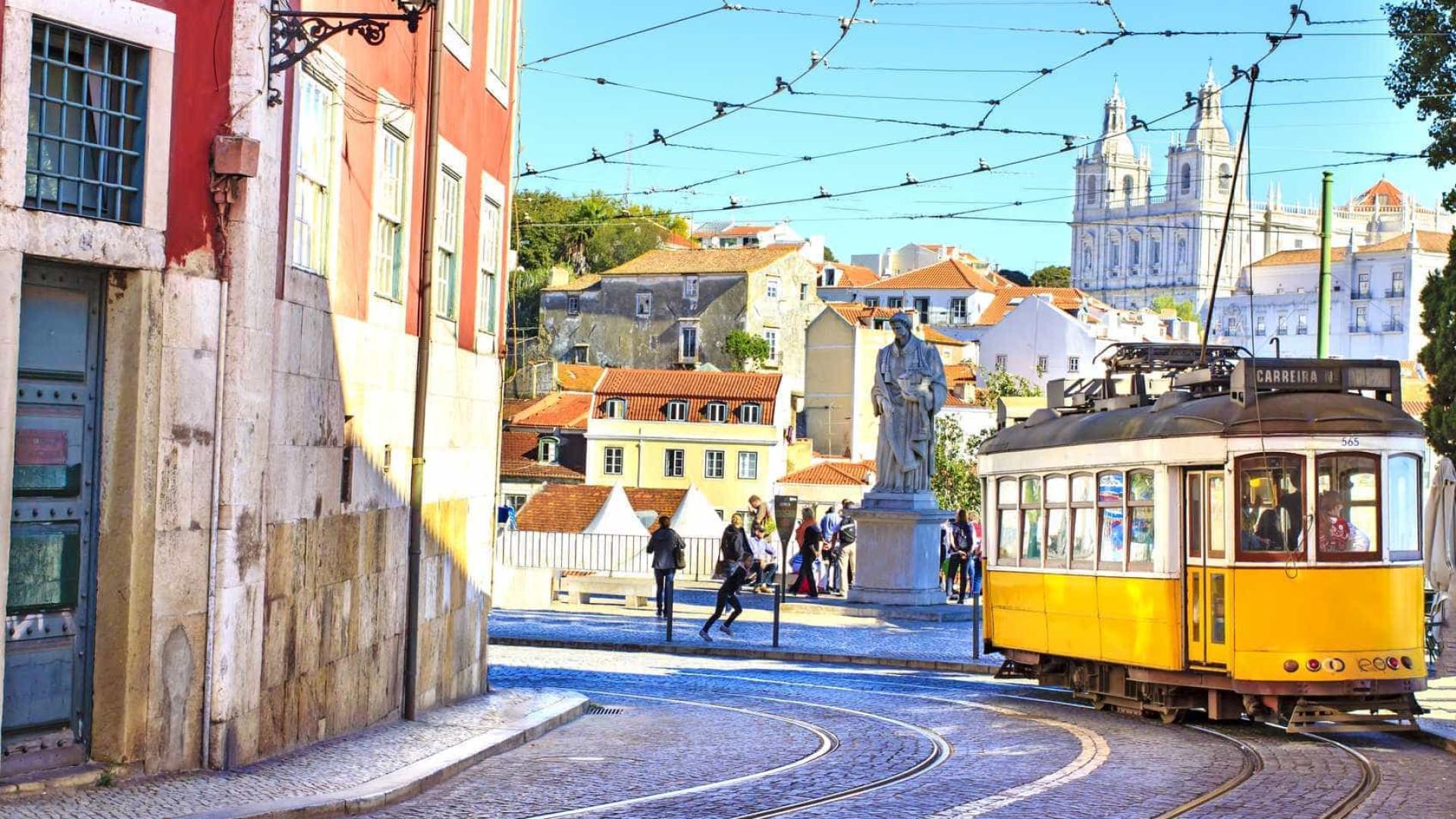 Lisboa é o destino de eleição para 2017, segundo a Minube