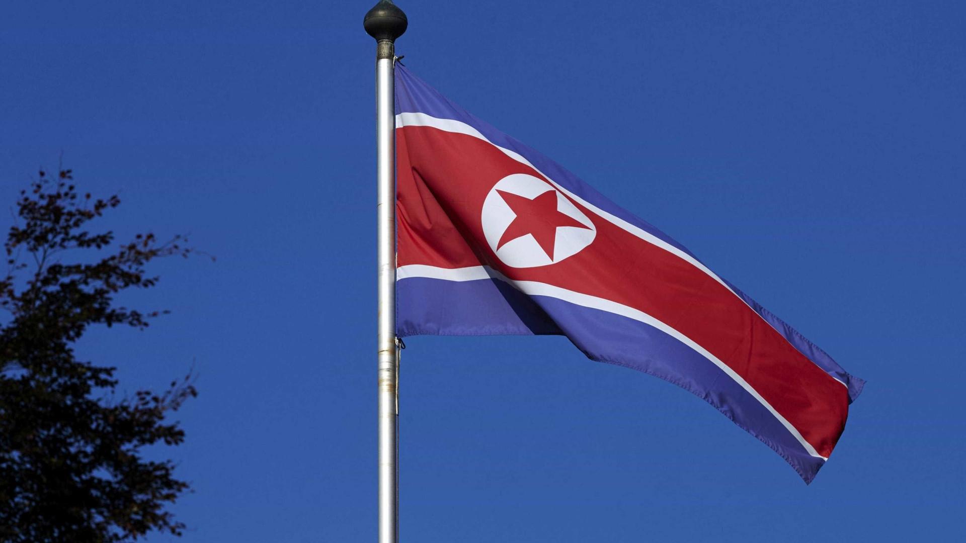 Presidentes da China e EUA discutem Coreia do Norte e relação comercial