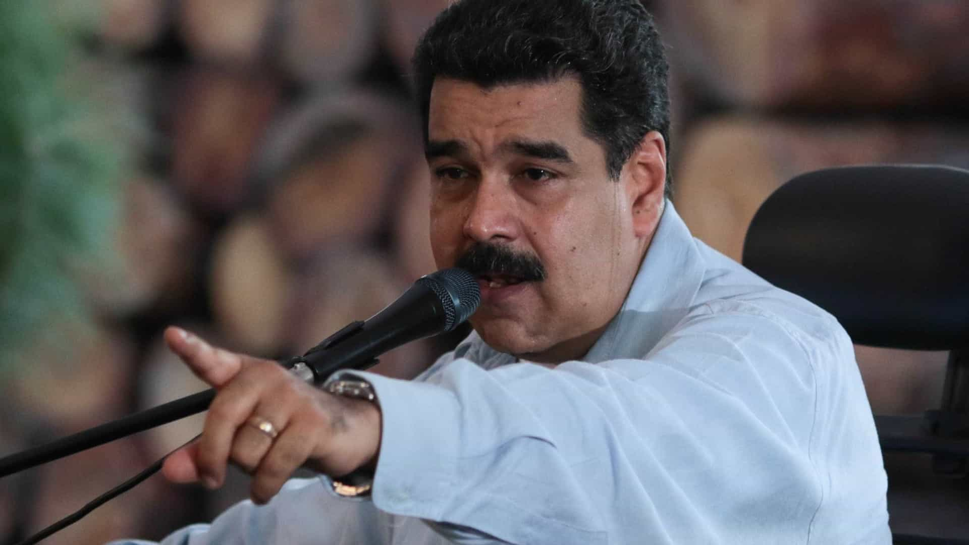 Presidente Maduro acusa Bogotá de preparar atentado contra guerrilha
