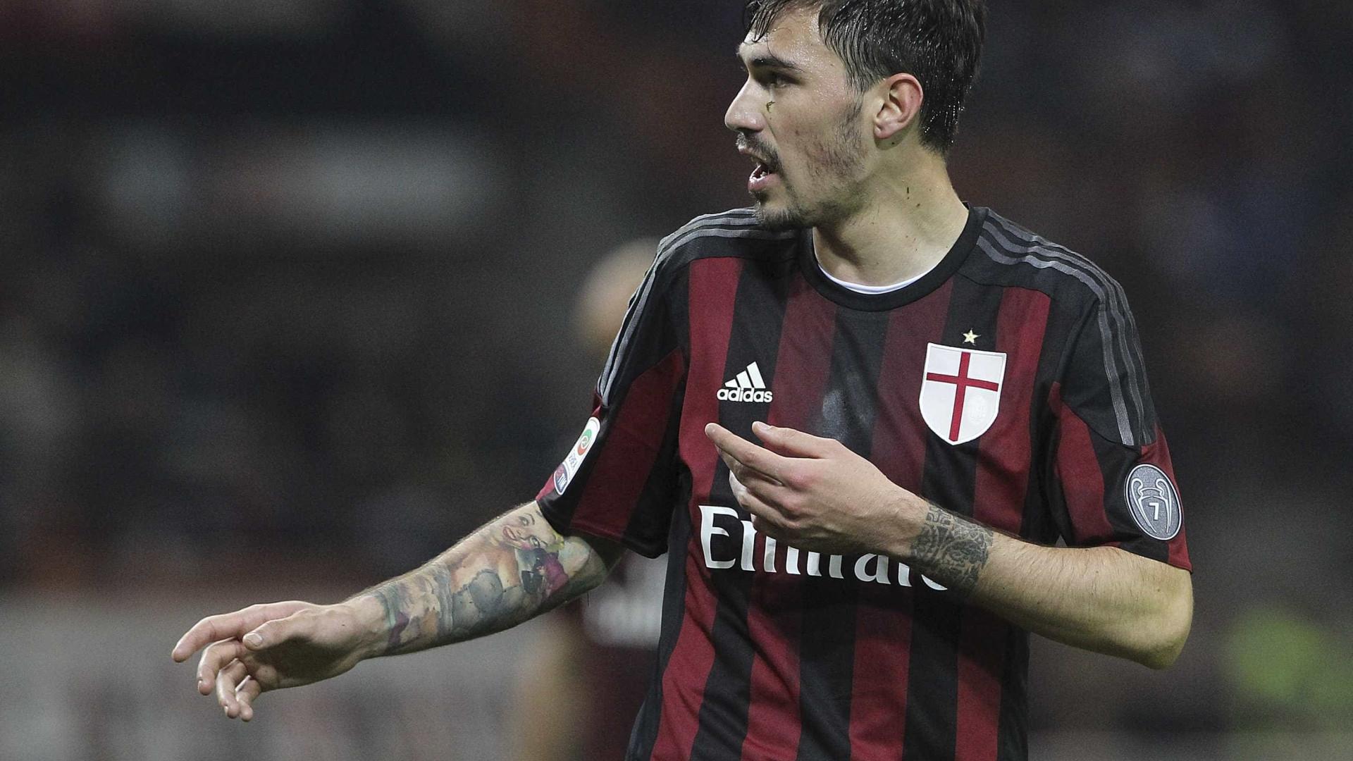 Bonucci complica-se e Chelsea aponta a outro central italiano