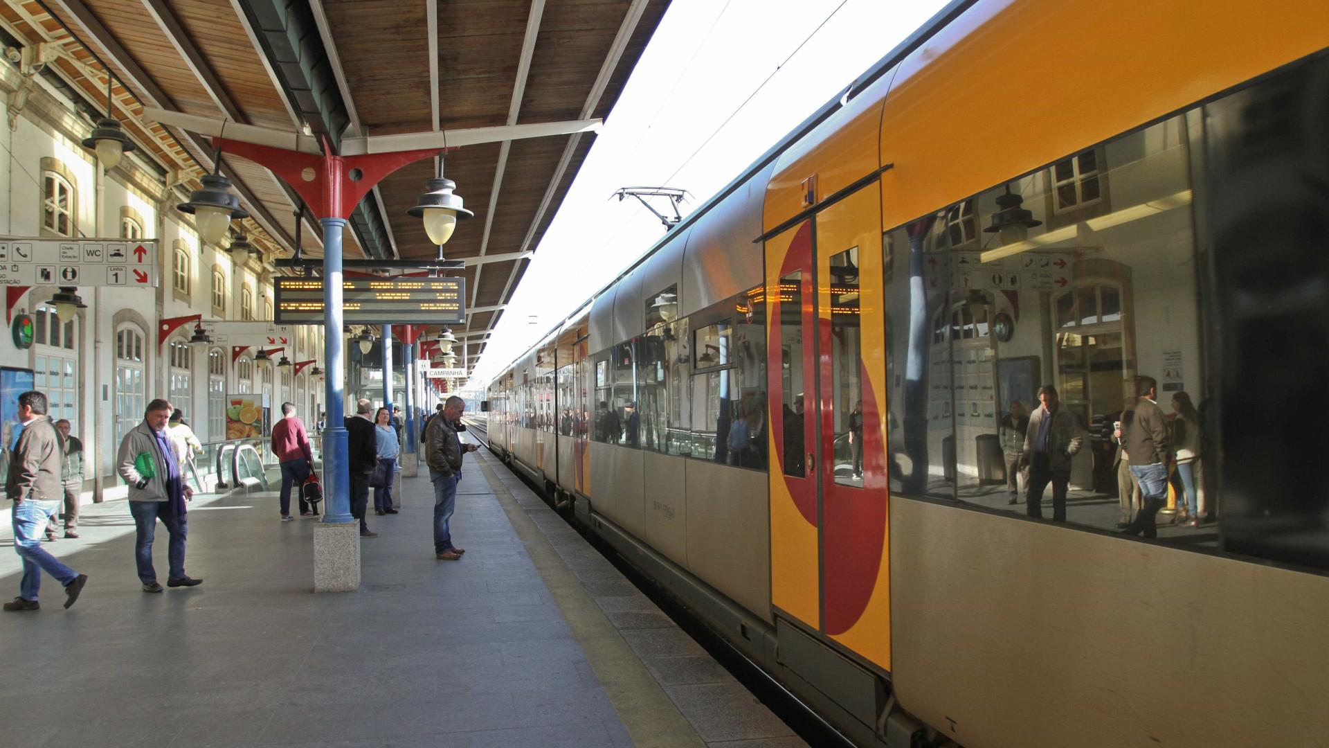 CP vai fazer trajeto entre Lisboa e Porto por apenas cinco euros