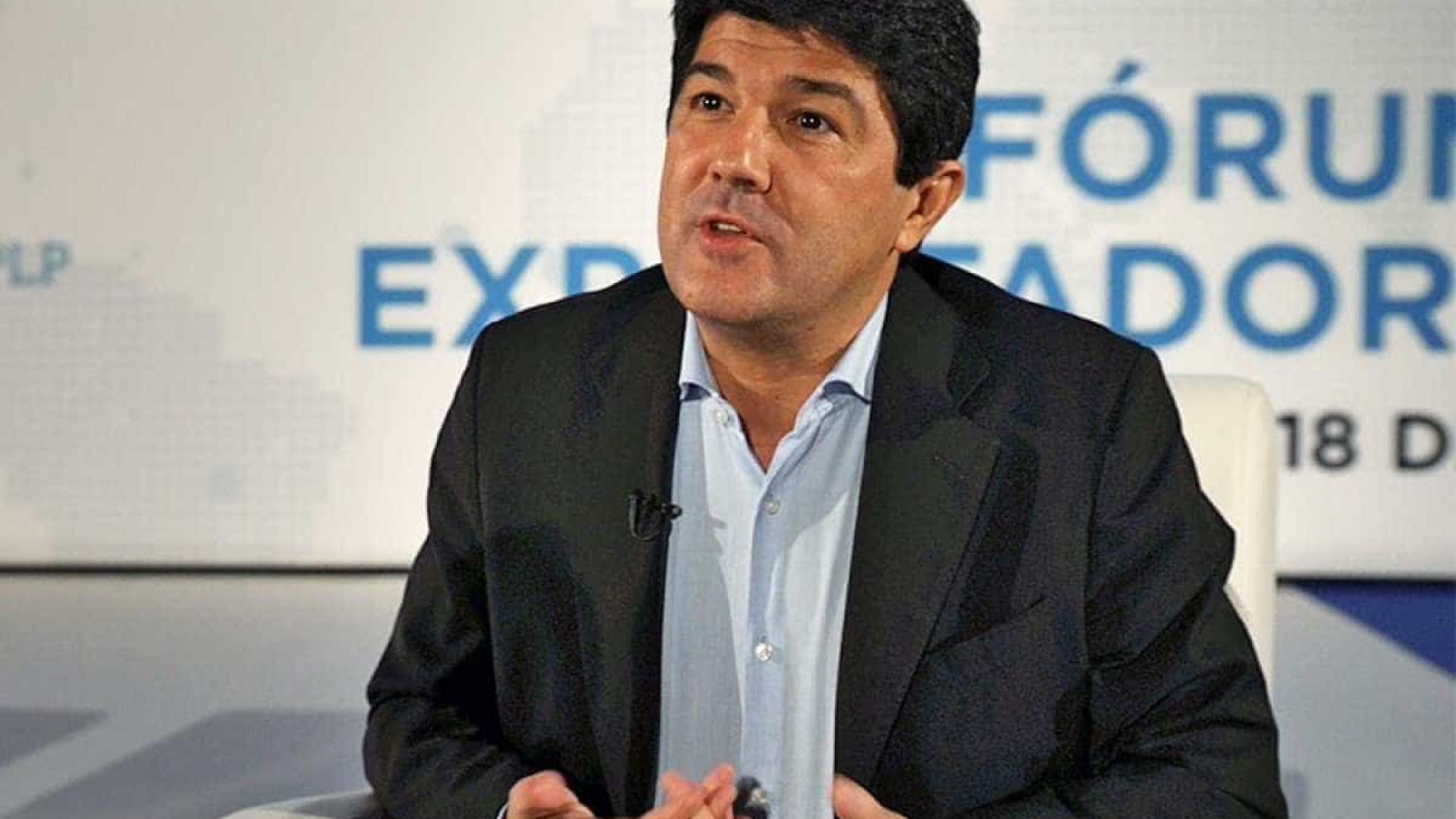 Luís Bernardo foi suspenso 22 dias pelo Conselho de Disciplina