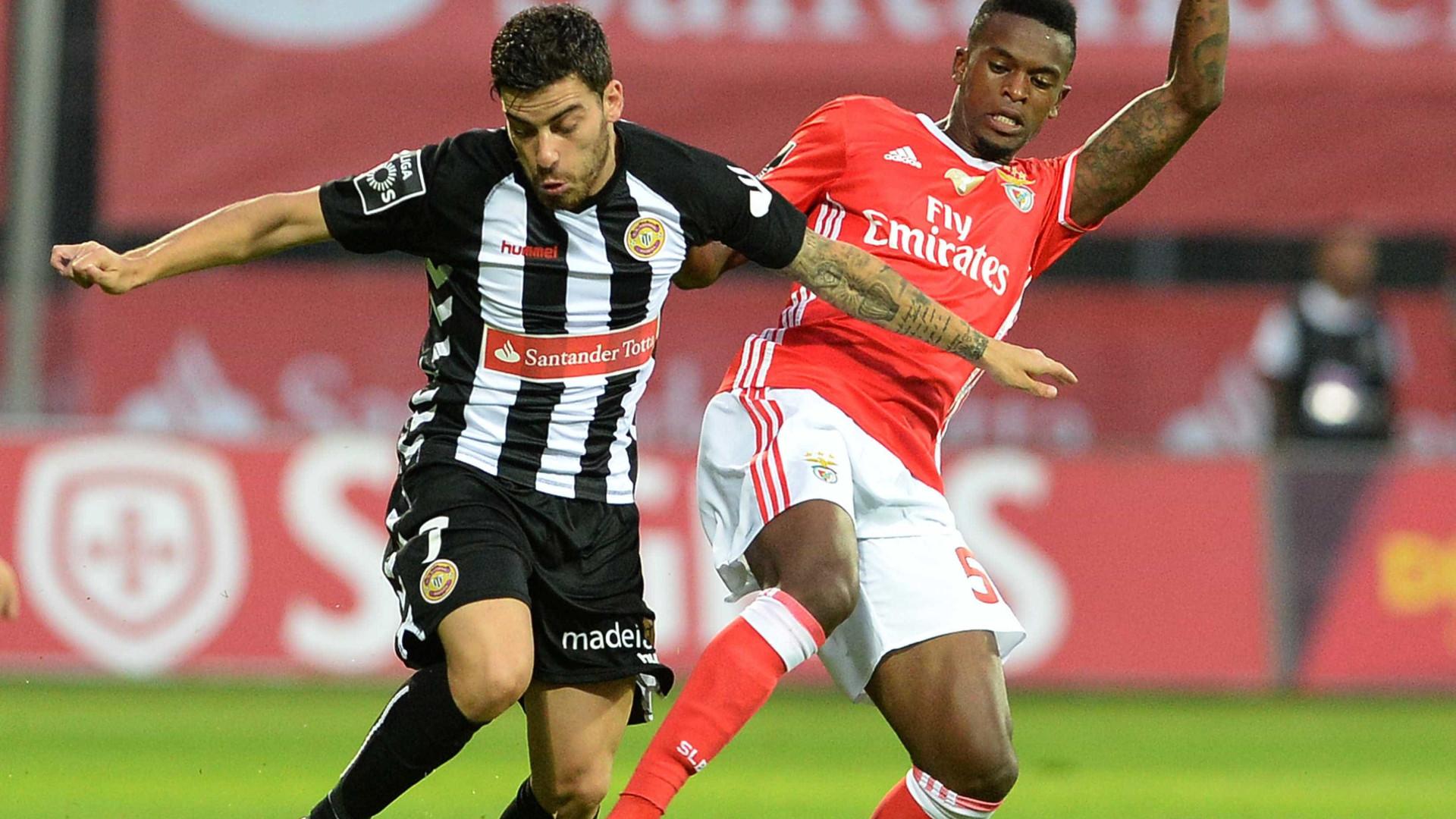 """Benfica já tem """"princípio de acordo"""" por trio do Nacional"""